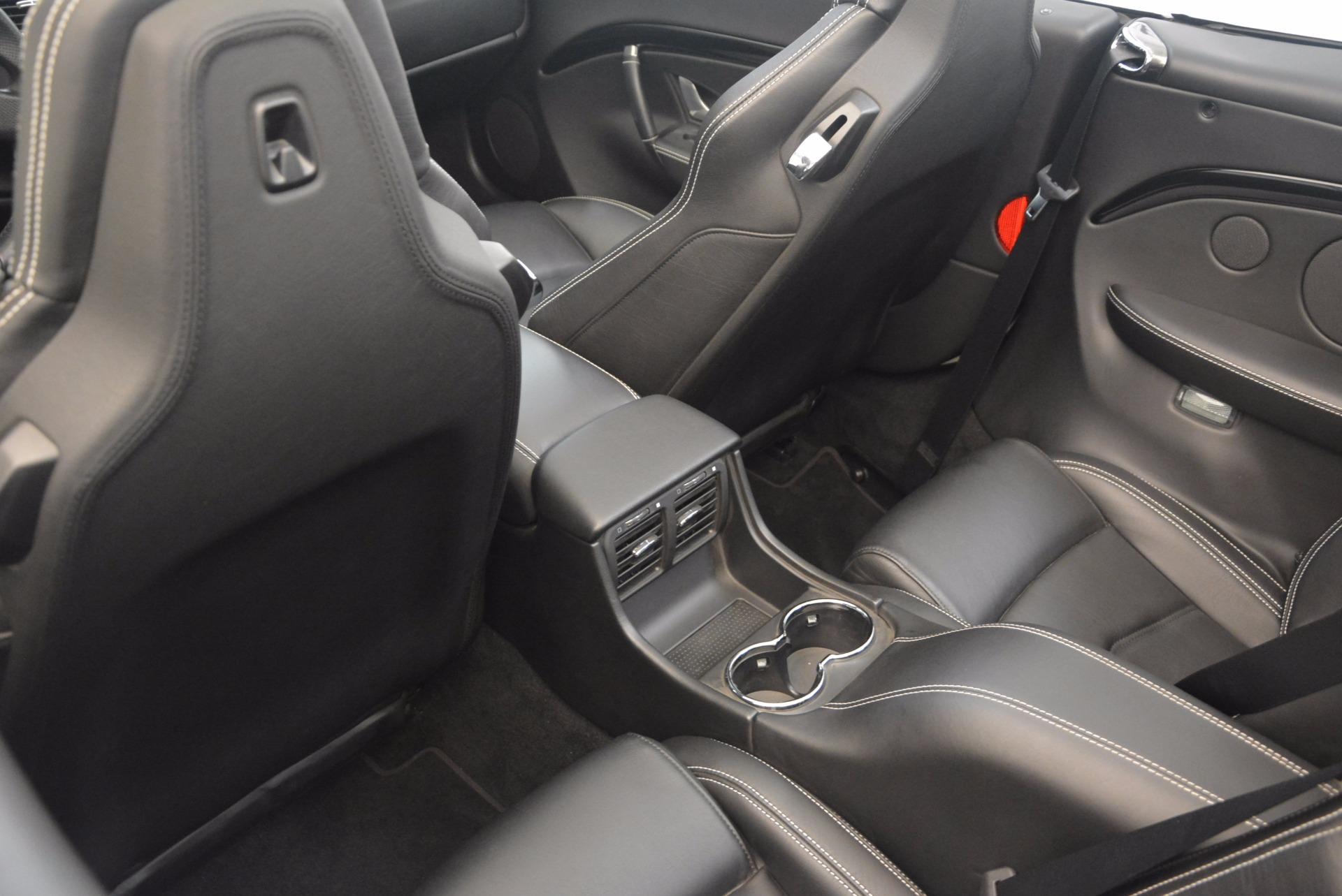Used 2014 Maserati GranTurismo Sport For Sale In Greenwich, CT. Alfa Romeo of Greenwich, 4374A 1128_p46