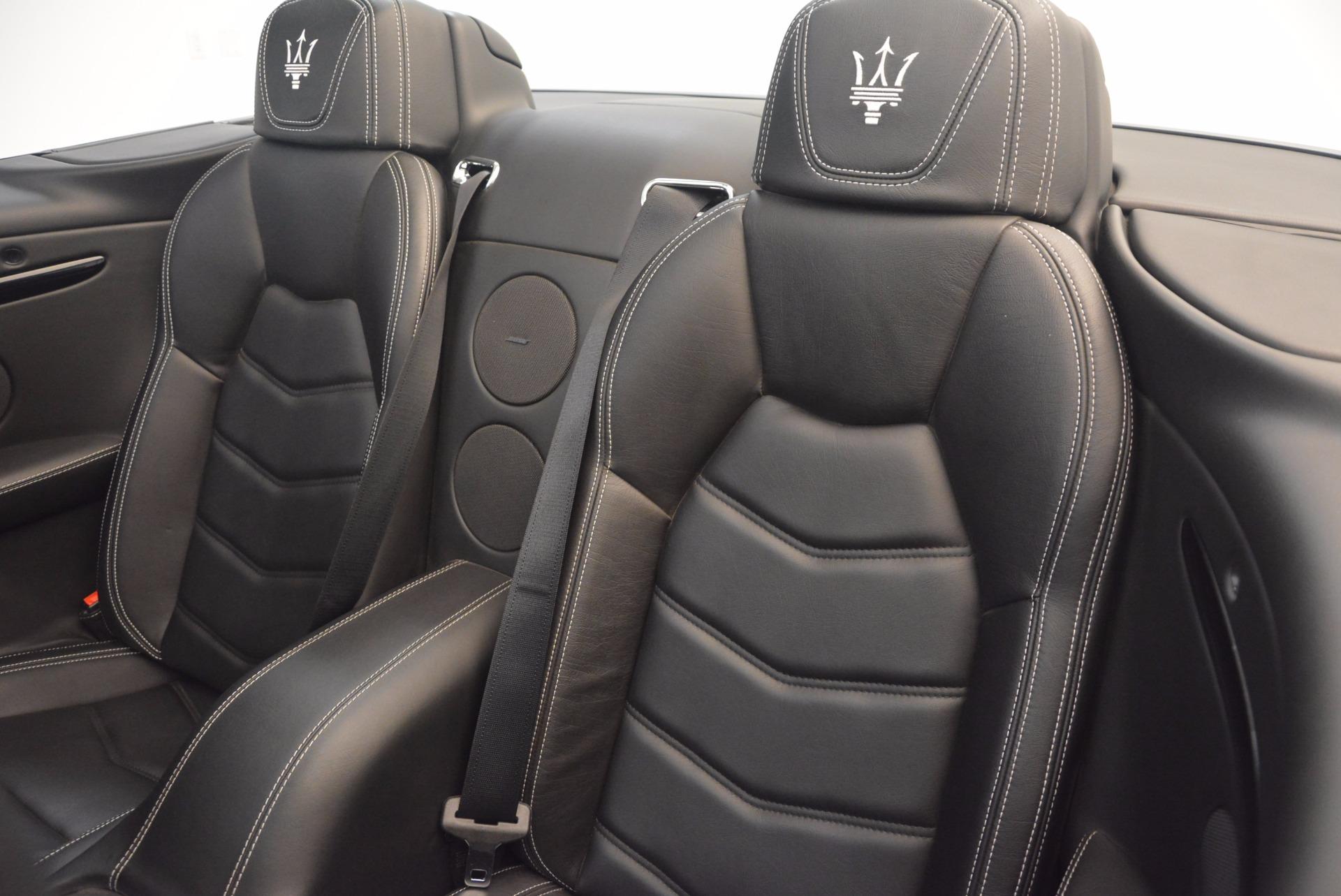 Used 2014 Maserati GranTurismo Sport For Sale In Greenwich, CT. Alfa Romeo of Greenwich, 4374A 1128_p48