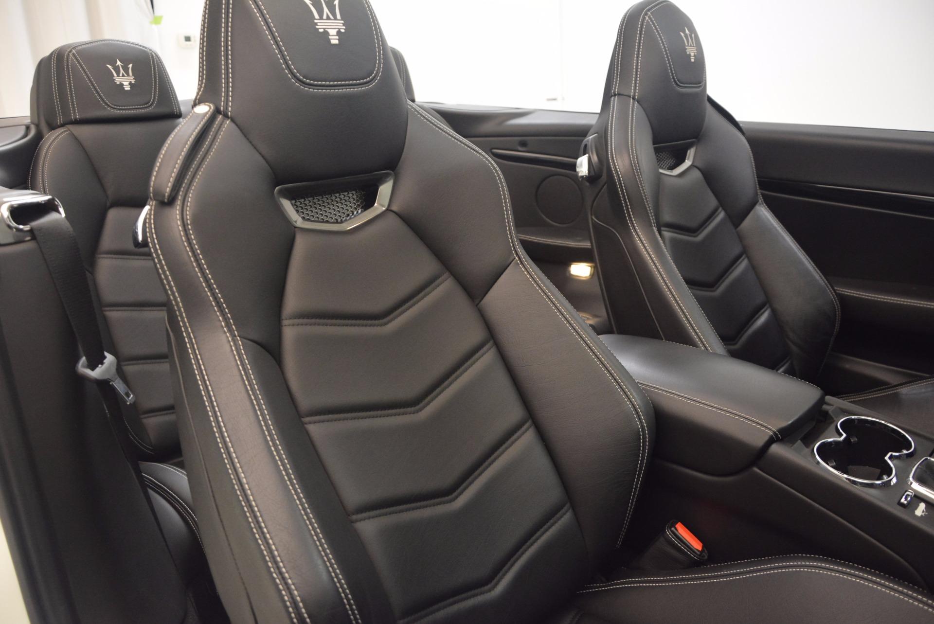 Used 2014 Maserati GranTurismo Sport For Sale In Greenwich, CT. Alfa Romeo of Greenwich, 4374A 1128_p51