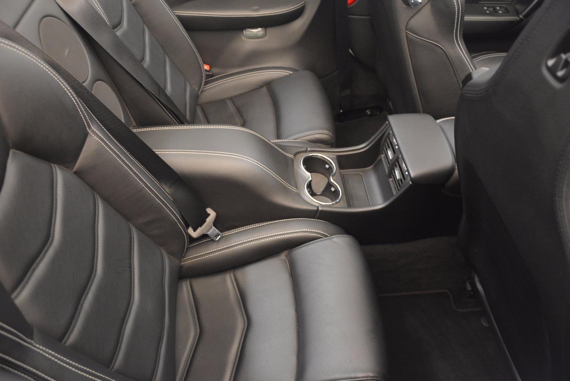 Used 2014 Maserati GranTurismo Sport For Sale In Greenwich, CT. Alfa Romeo of Greenwich, 4374A 1128_p53
