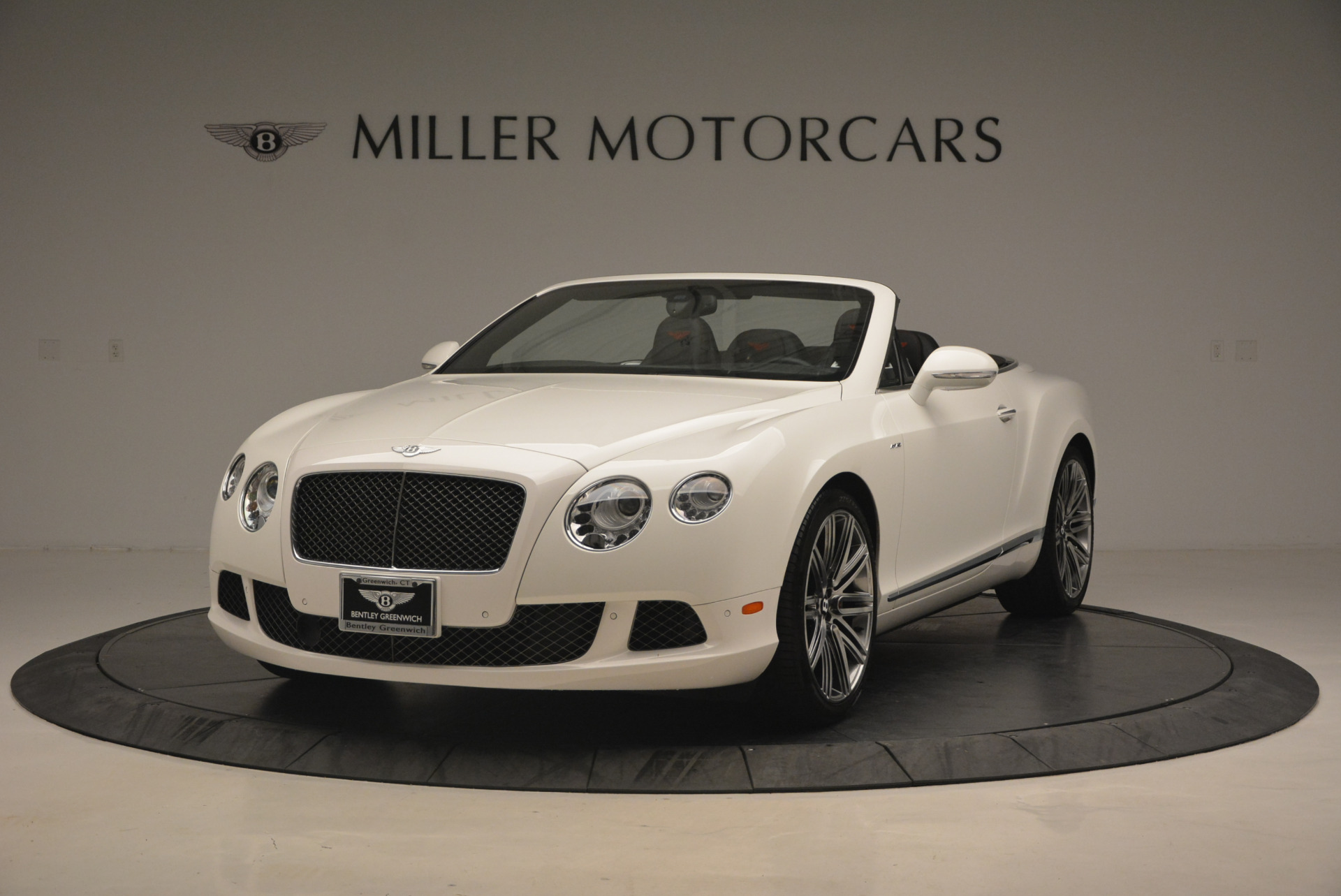 Used 2014 Bentley Continental GT Speed For Sale In Greenwich, CT. Alfa Romeo of Greenwich, 7196 1129_main