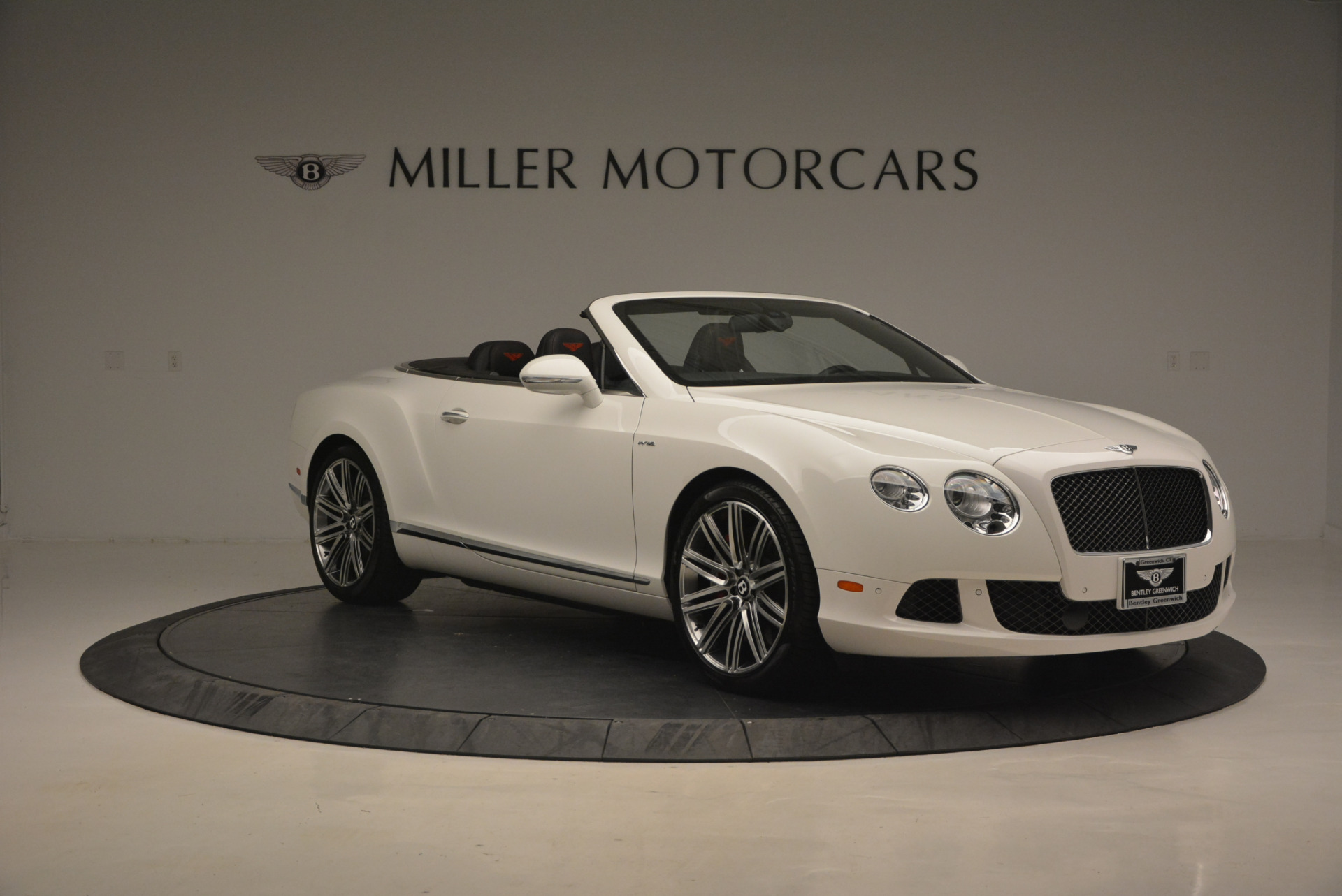 Used 2014 Bentley Continental GT Speed For Sale In Greenwich, CT. Alfa Romeo of Greenwich, 7196 1129_p11