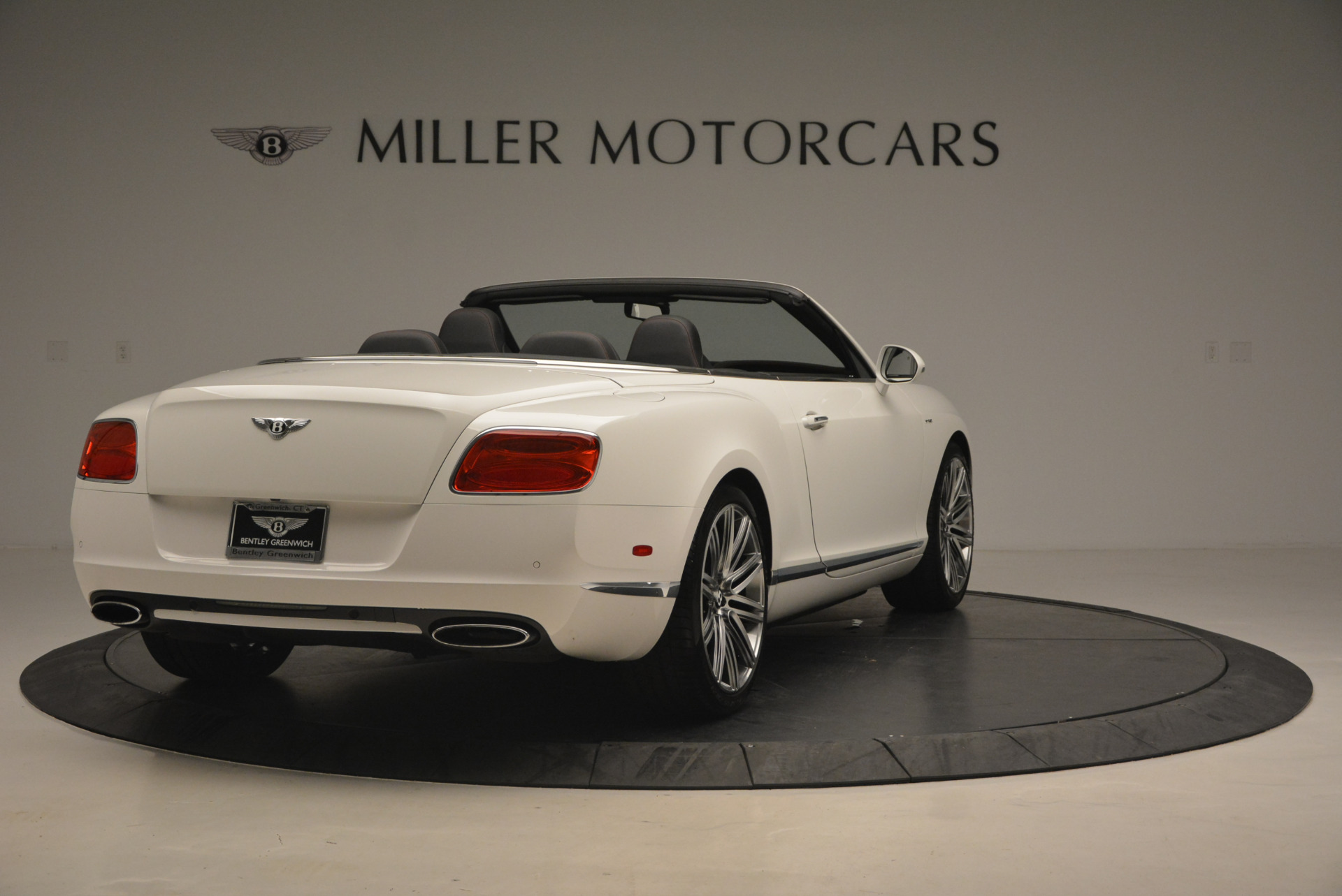 Used 2014 Bentley Continental GT Speed For Sale In Greenwich, CT. Alfa Romeo of Greenwich, 7196 1129_p7