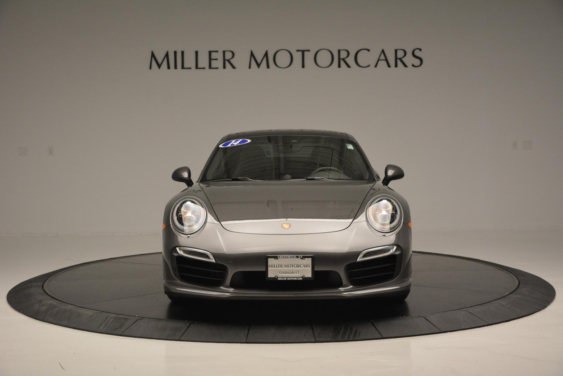 Used 2014 Porsche 911 Turbo S For Sale In Greenwich, CT. Alfa Romeo of Greenwich, W269A 113_p11