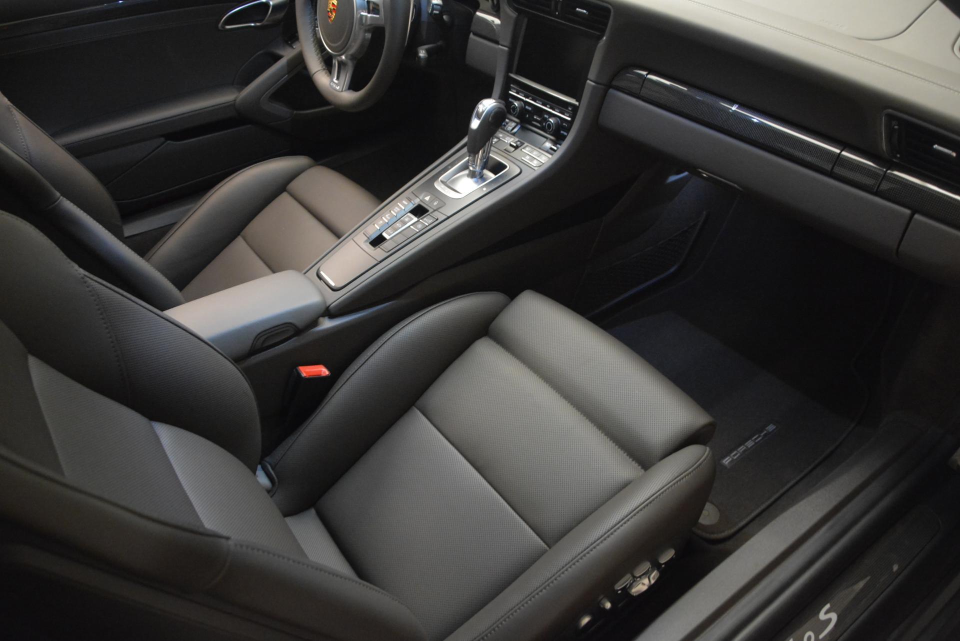 Used 2014 Porsche 911 Turbo S For Sale In Greenwich, CT. Alfa Romeo of Greenwich, W269A 113_p19