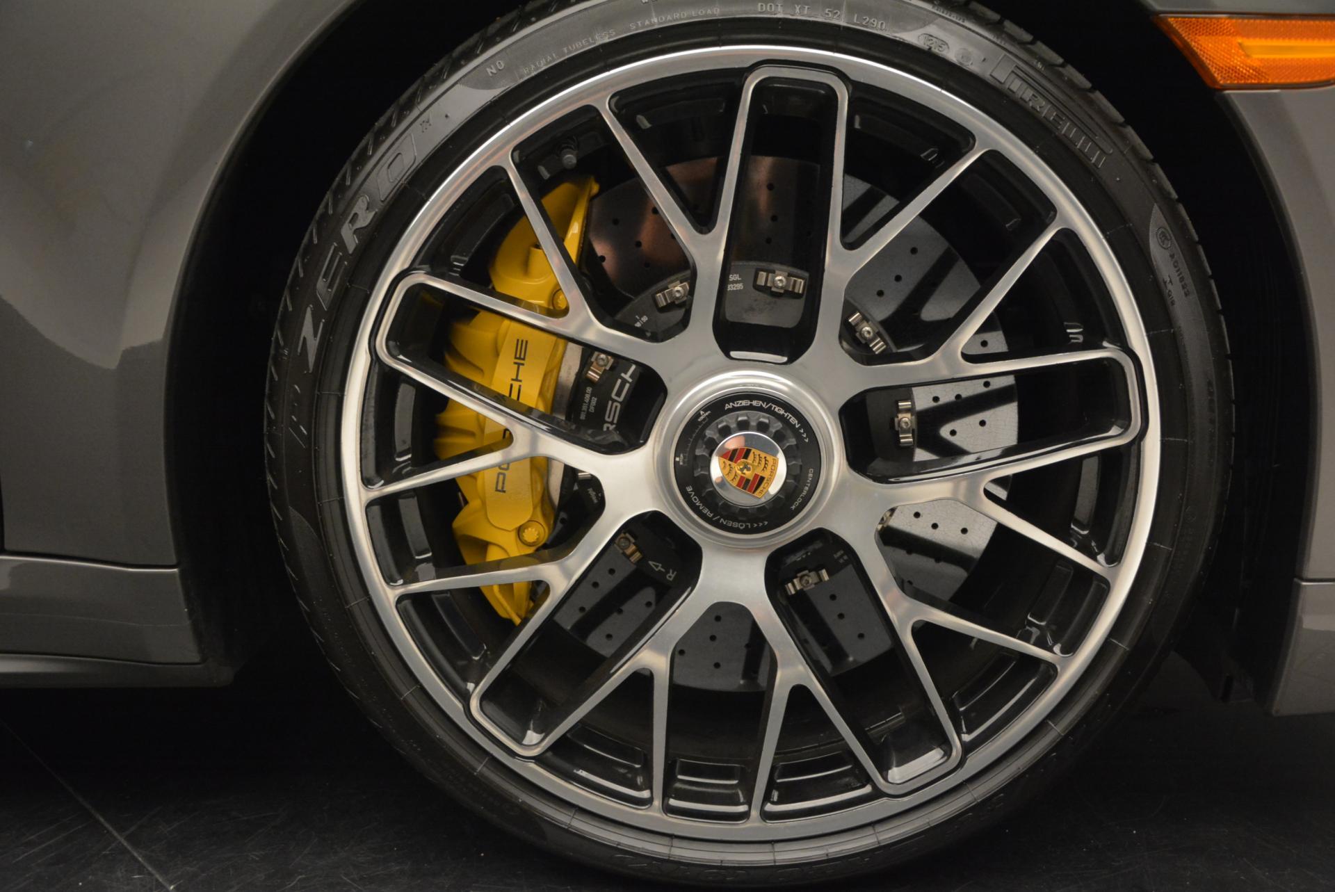 Used 2014 Porsche 911 Turbo S For Sale In Greenwich, CT. Alfa Romeo of Greenwich, W269A 113_p25