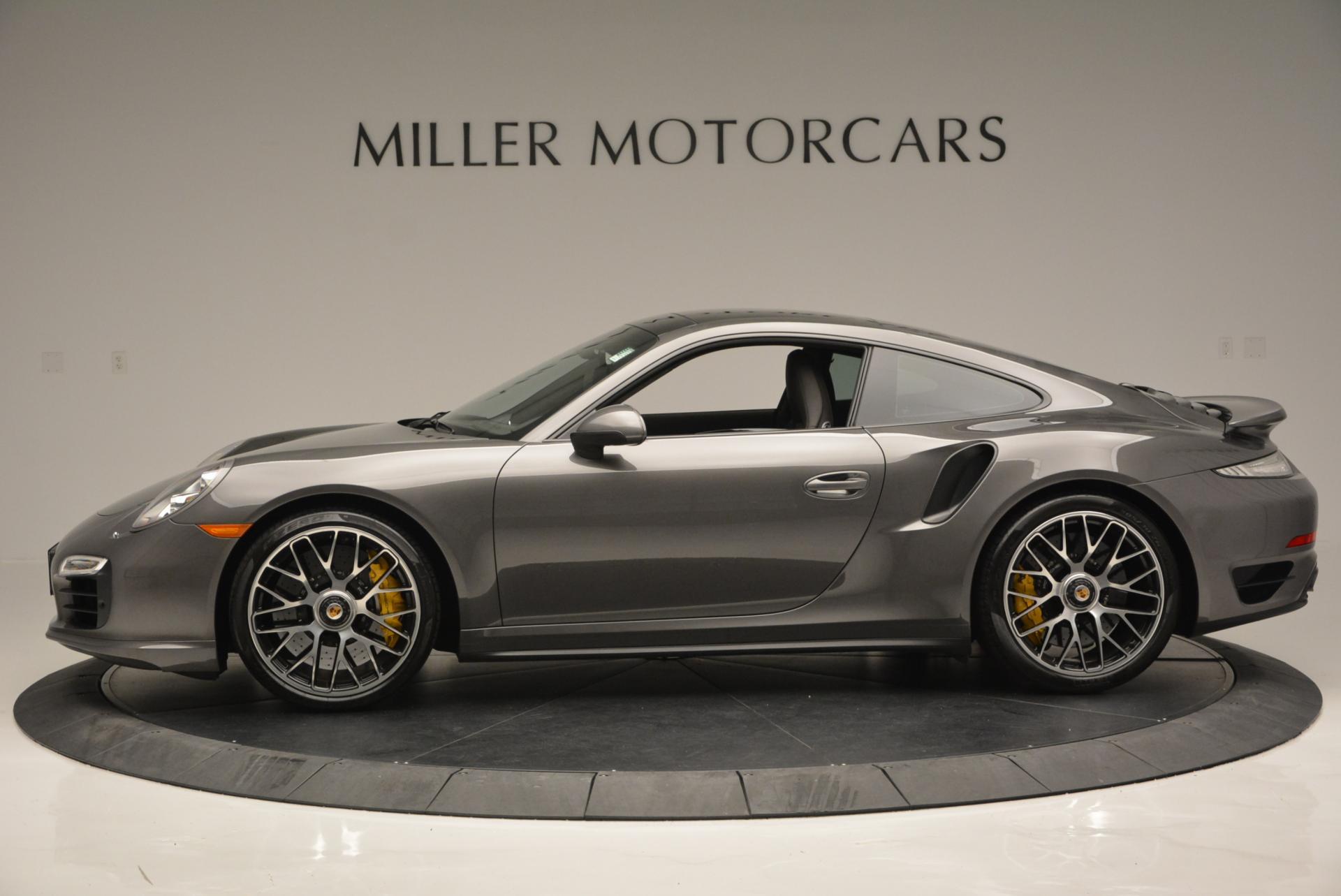 Used 2014 Porsche 911 Turbo S For Sale In Greenwich, CT. Alfa Romeo of Greenwich, W269A 113_p3