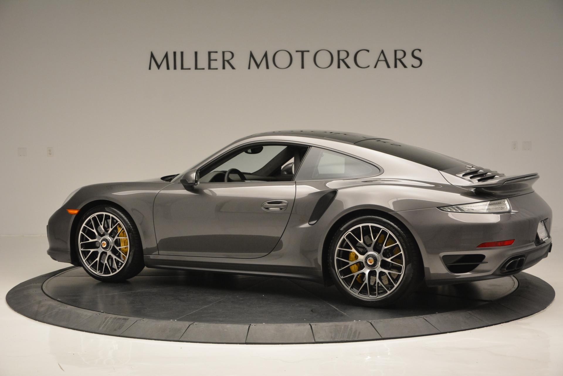 Used 2014 Porsche 911 Turbo S For Sale In Greenwich, CT. Alfa Romeo of Greenwich, W269A 113_p4