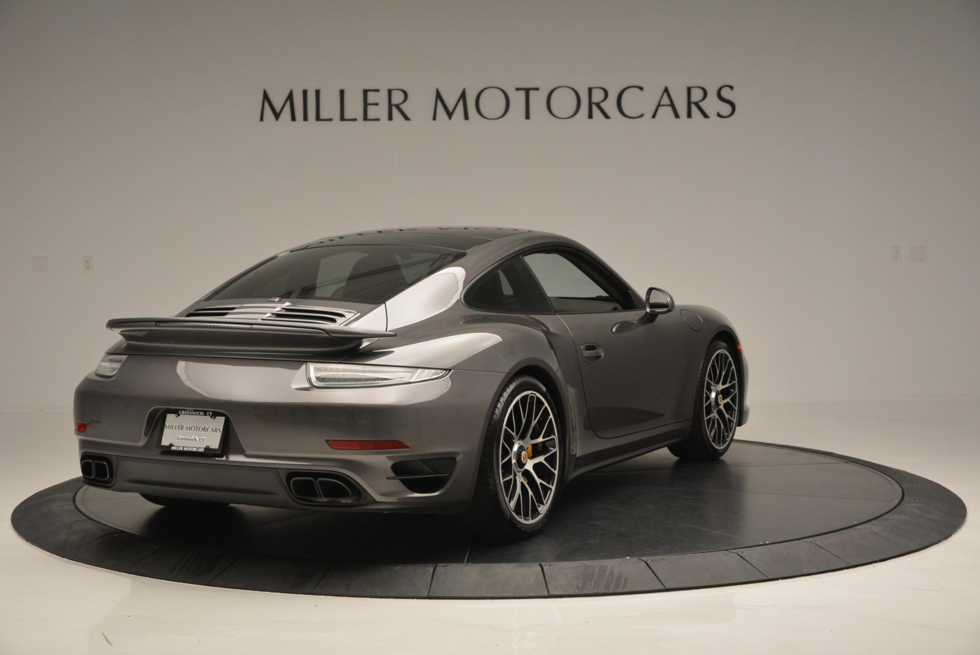 Used 2014 Porsche 911 Turbo S For Sale In Greenwich, CT. Alfa Romeo of Greenwich, W269A 113_p6