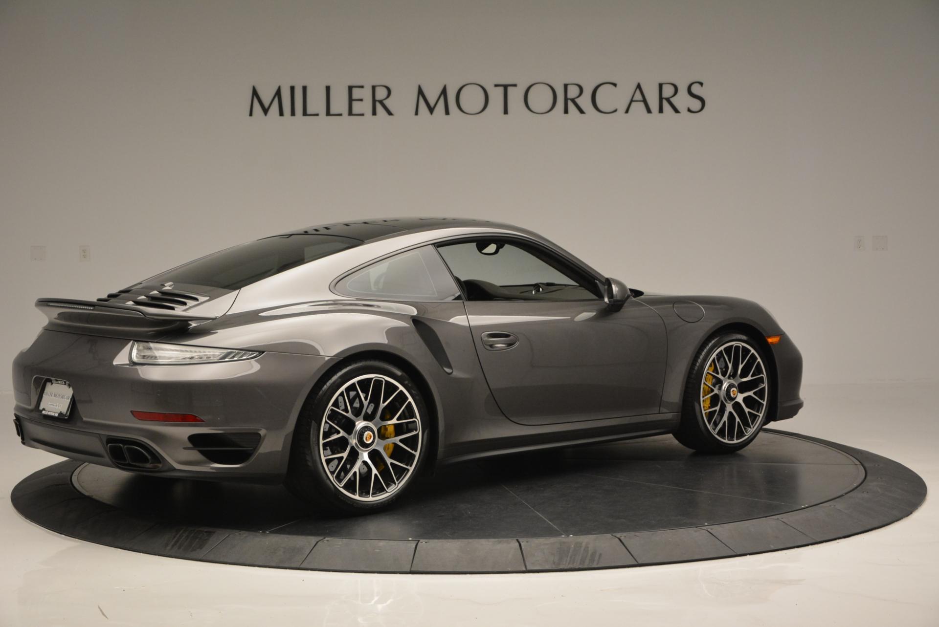 Used 2014 Porsche 911 Turbo S For Sale In Greenwich, CT. Alfa Romeo of Greenwich, W269A 113_p7