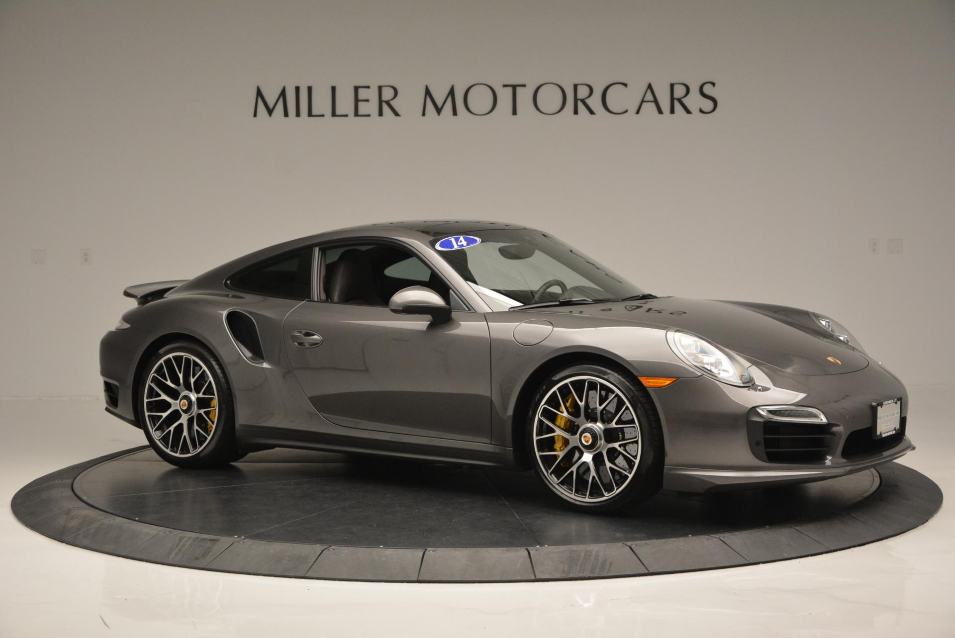 Used 2014 Porsche 911 Turbo S For Sale In Greenwich, CT. Alfa Romeo of Greenwich, W269A 113_p9