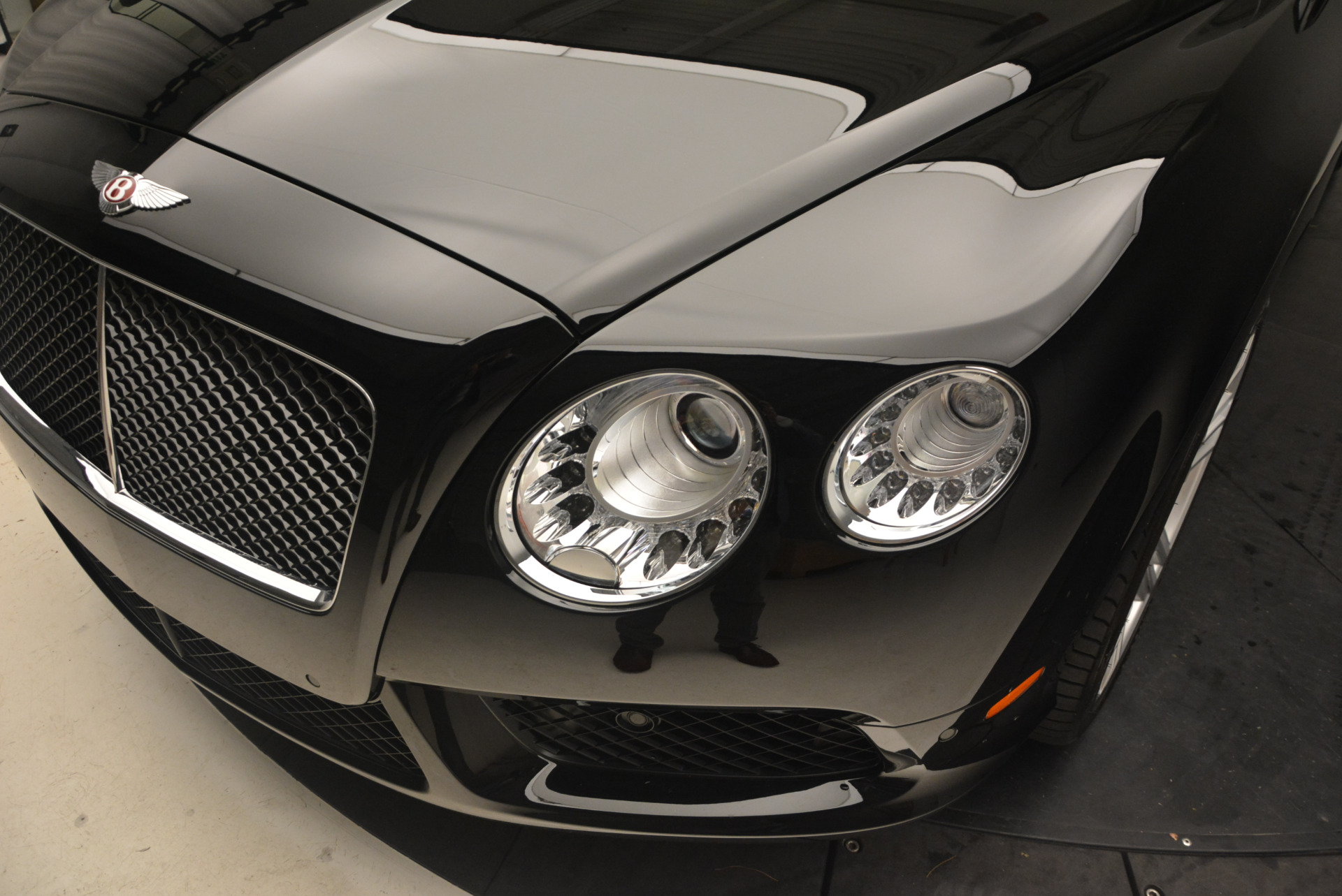 Used 2013 Bentley Continental GT V8 For Sale In Greenwich, CT. Alfa Romeo of Greenwich, 7195 1131_p18