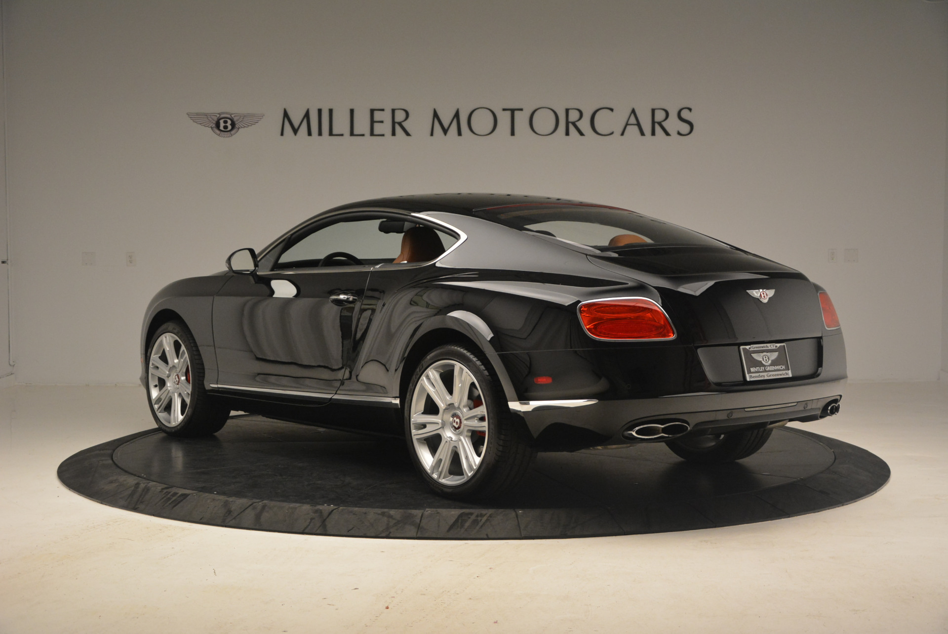 Used 2013 Bentley Continental GT V8 For Sale In Greenwich, CT. Alfa Romeo of Greenwich, 7195 1131_p5