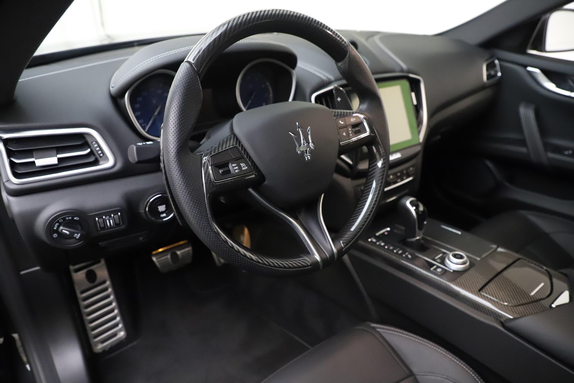 New 2017 Maserati Ghibli S Q4 For Sale In Greenwich, CT. Alfa Romeo of Greenwich, W441 1132_p13