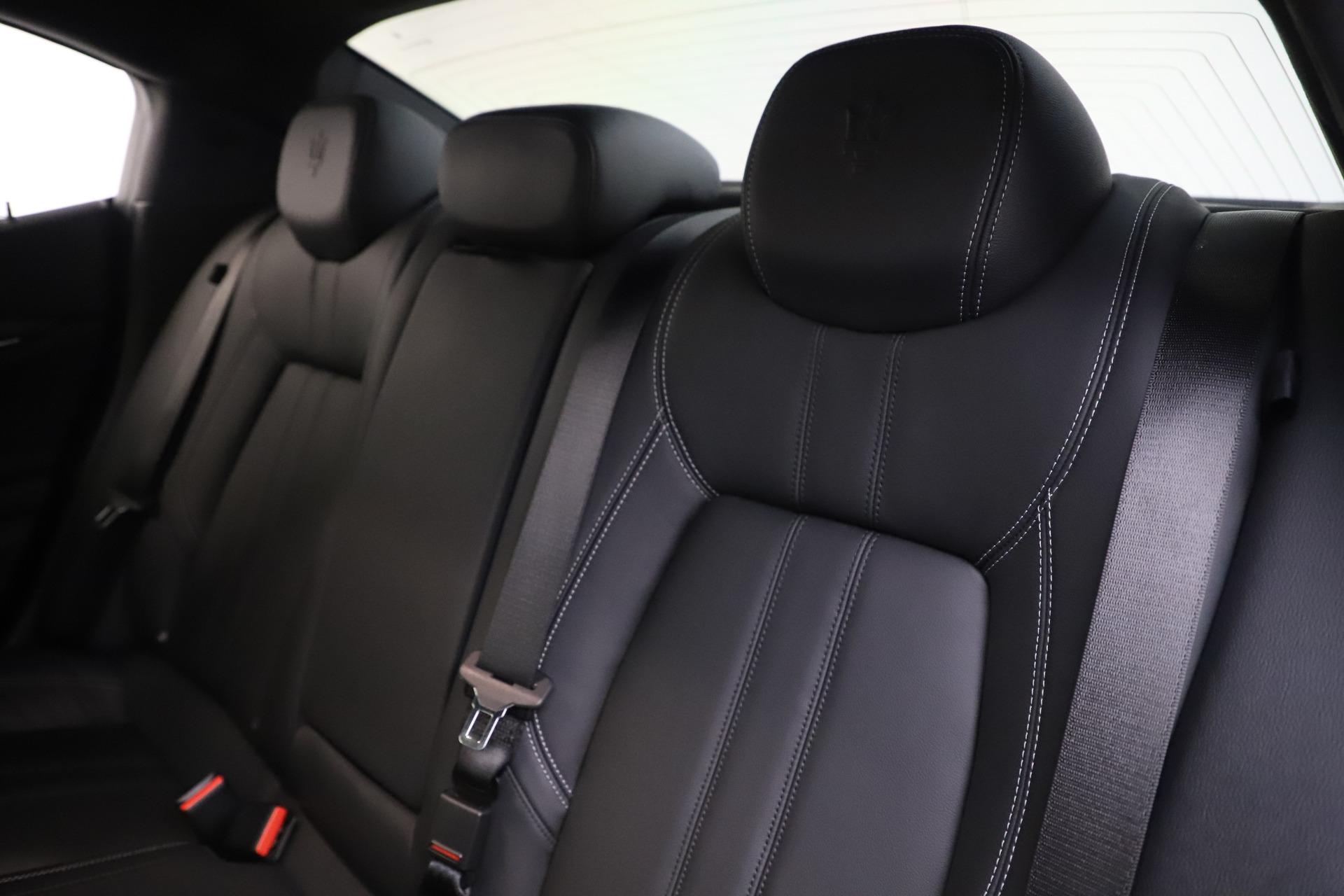 New 2017 Maserati Ghibli S Q4 For Sale In Greenwich, CT. Alfa Romeo of Greenwich, W441 1132_p18