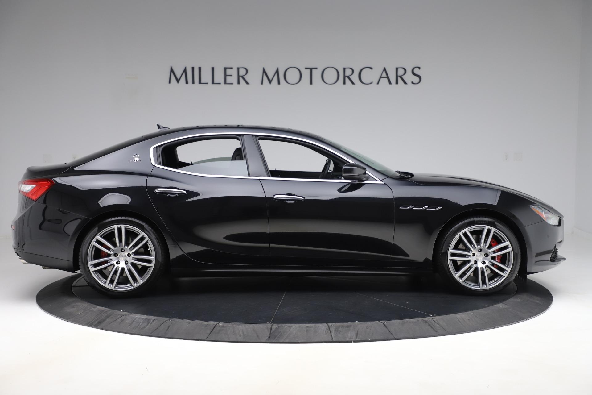 New 2017 Maserati Ghibli S Q4 For Sale In Greenwich, CT. Alfa Romeo of Greenwich, W441 1132_p9