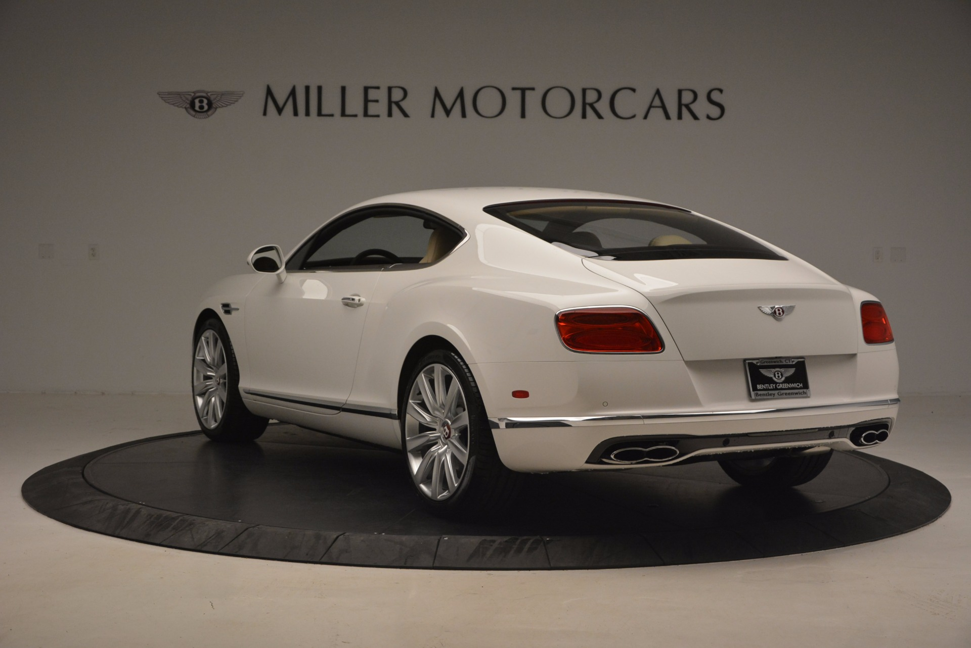 Used 2017 Bentley Continental GT V8 For Sale In Greenwich, CT. Alfa Romeo of Greenwich, B1249 1133_p5