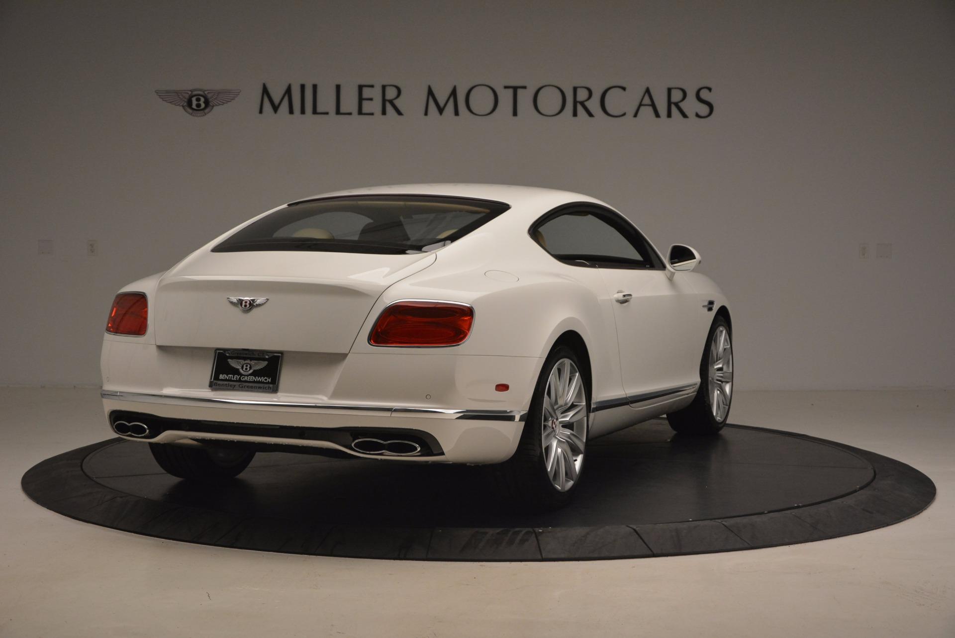 Used 2017 Bentley Continental GT V8 For Sale In Greenwich, CT. Alfa Romeo of Greenwich, B1249 1133_p7