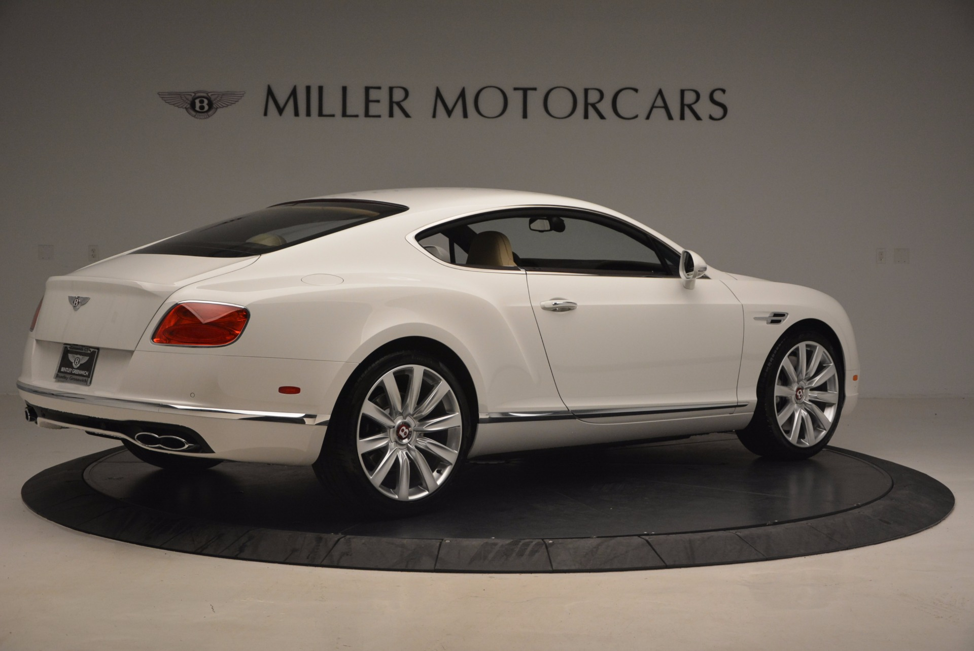 Used 2017 Bentley Continental GT V8 For Sale In Greenwich, CT. Alfa Romeo of Greenwich, B1249 1133_p8