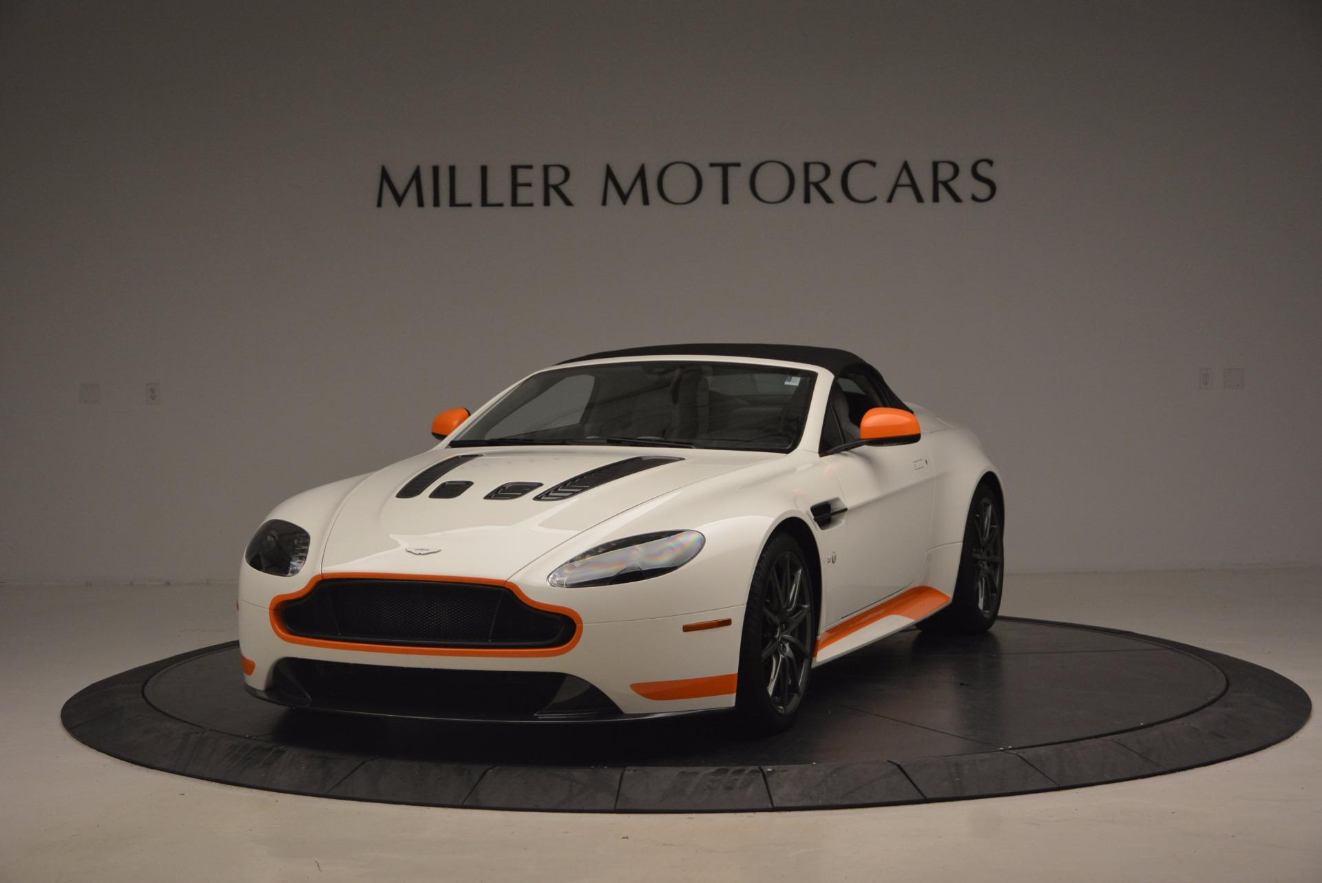 Used 2017 Aston Martin V12 Vantage S Convertible For Sale In Greenwich, CT. Alfa Romeo of Greenwich, 7514 1134_p13