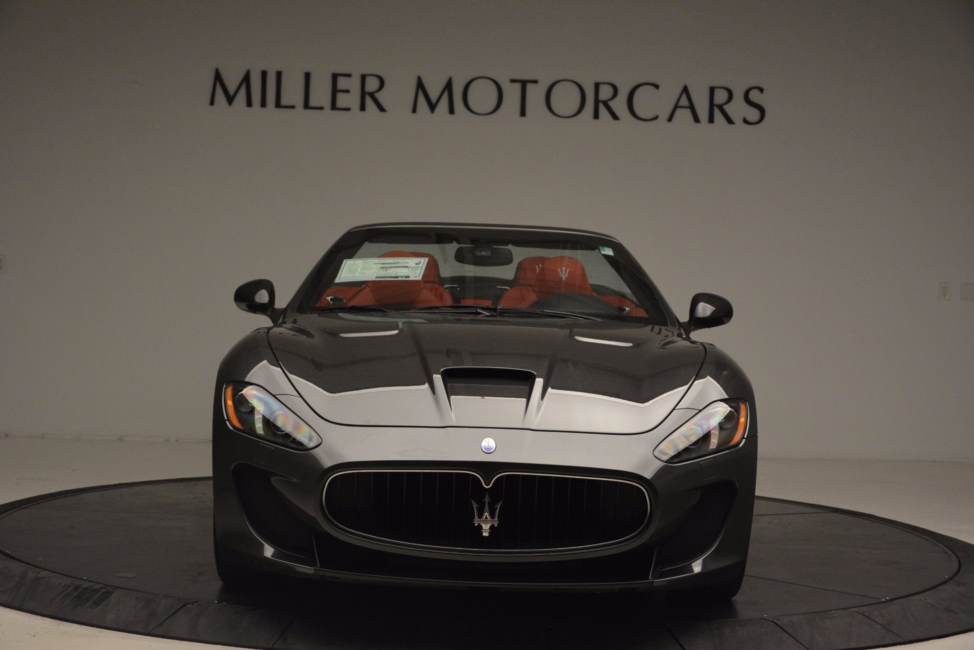 Used 2015 Maserati GranTurismo MC For Sale In Greenwich, CT. Alfa Romeo of Greenwich, 7193 1135_p12