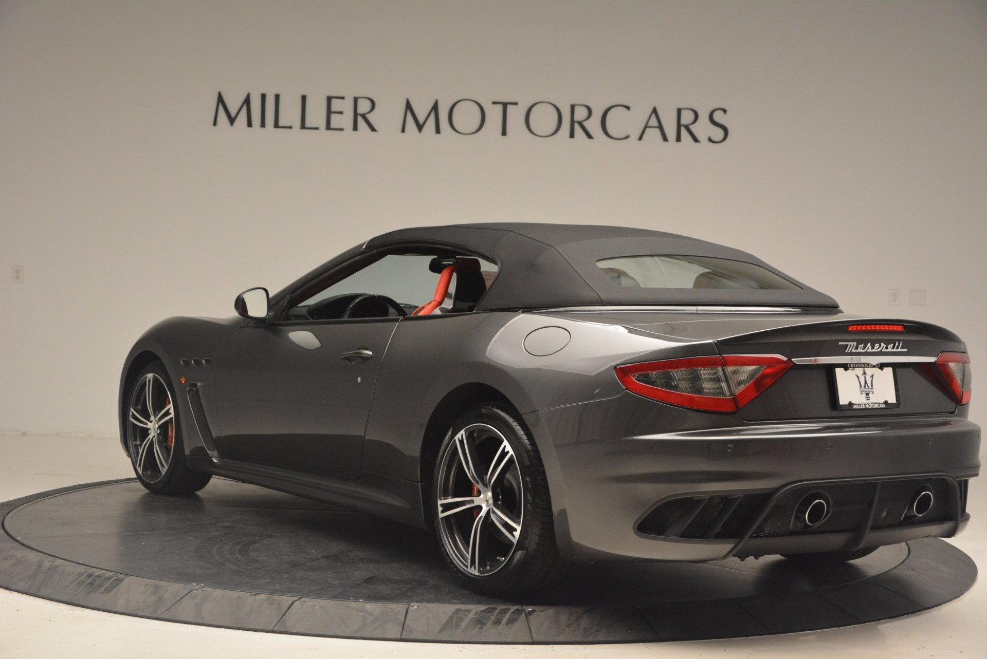 Used 2015 Maserati GranTurismo MC For Sale In Greenwich, CT. Alfa Romeo of Greenwich, 7193 1135_p17
