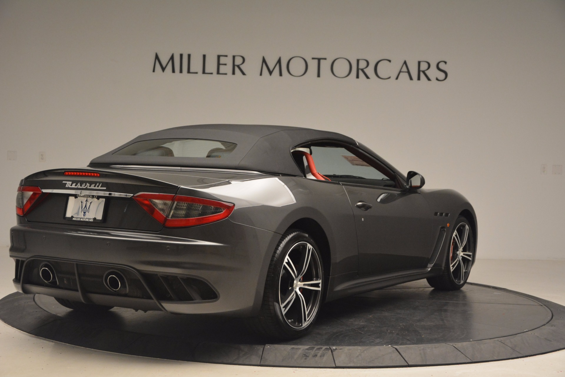 Used 2015 Maserati GranTurismo MC For Sale In Greenwich, CT. Alfa Romeo of Greenwich, 7193 1135_p19