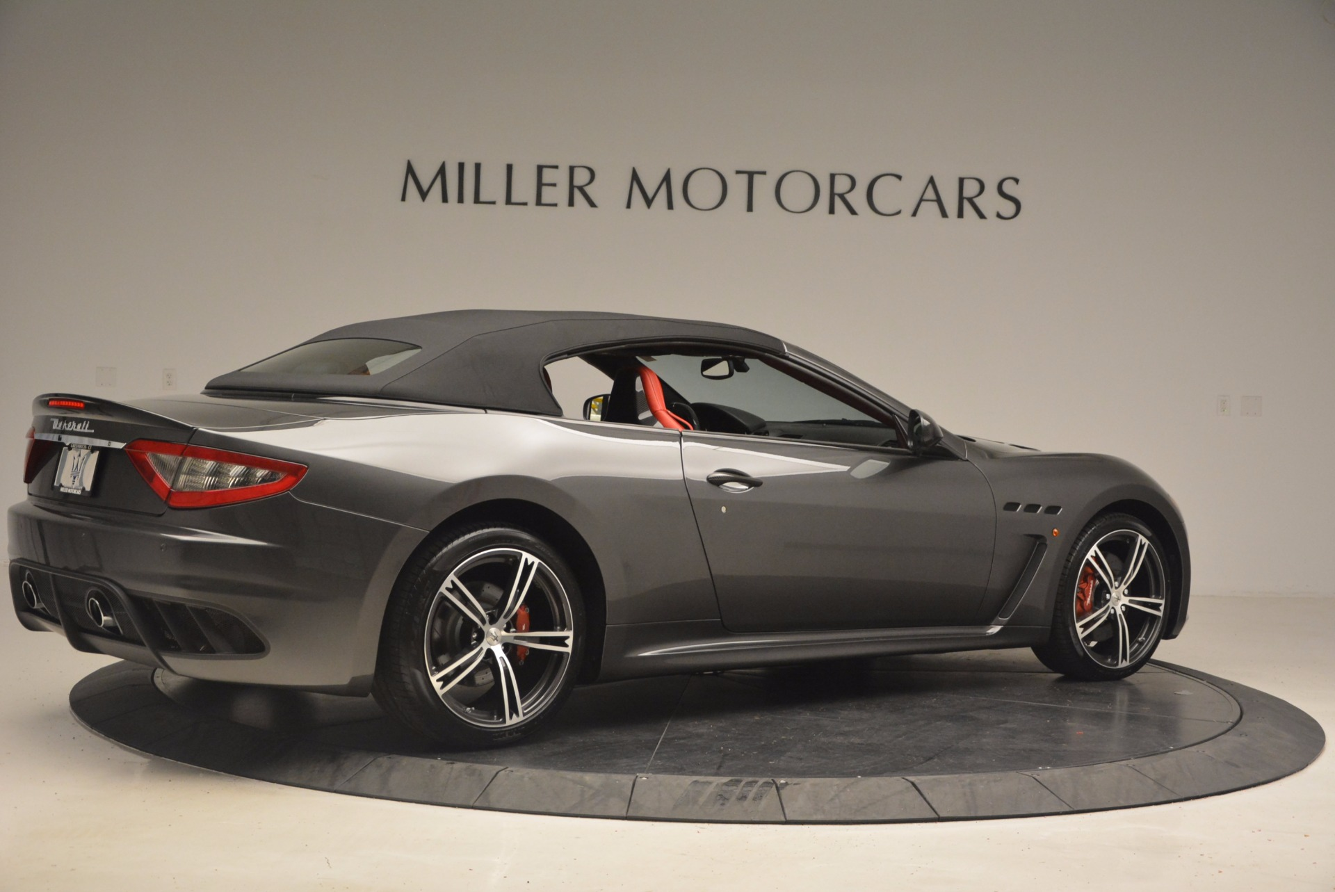 Used 2015 Maserati GranTurismo MC For Sale In Greenwich, CT. Alfa Romeo of Greenwich, 7193 1135_p20