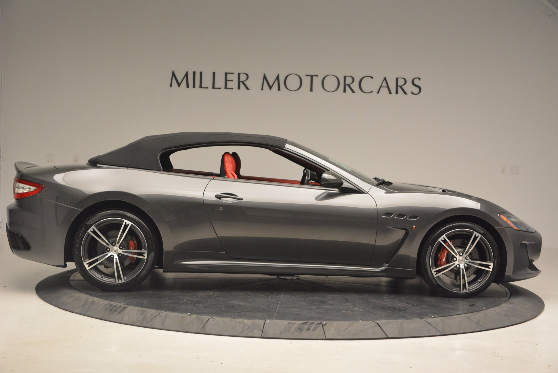 Used 2015 Maserati GranTurismo MC For Sale In Greenwich, CT. Alfa Romeo of Greenwich, 7193 1135_p21