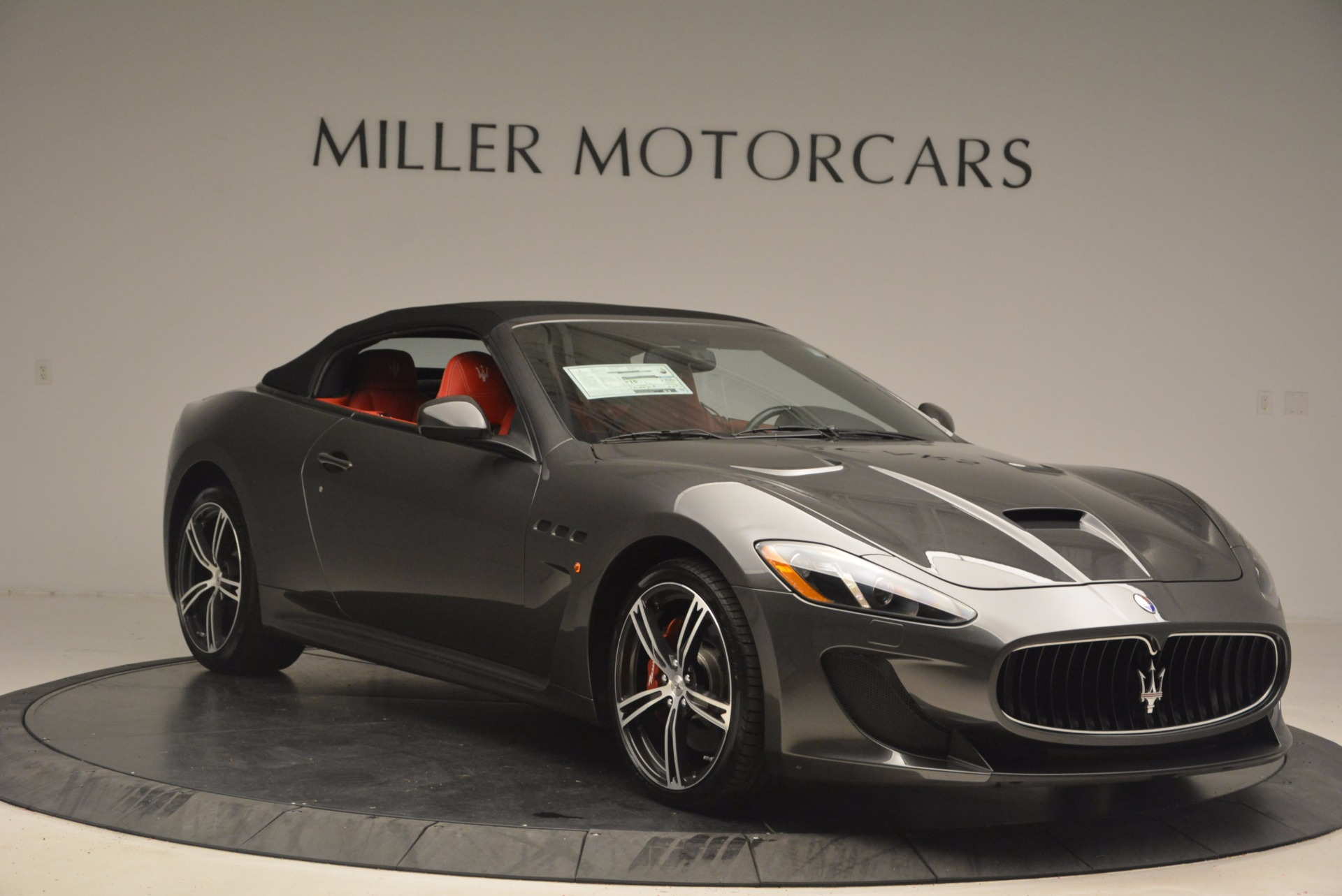 Used 2015 Maserati GranTurismo MC For Sale In Greenwich, CT. Alfa Romeo of Greenwich, 7193 1135_p23