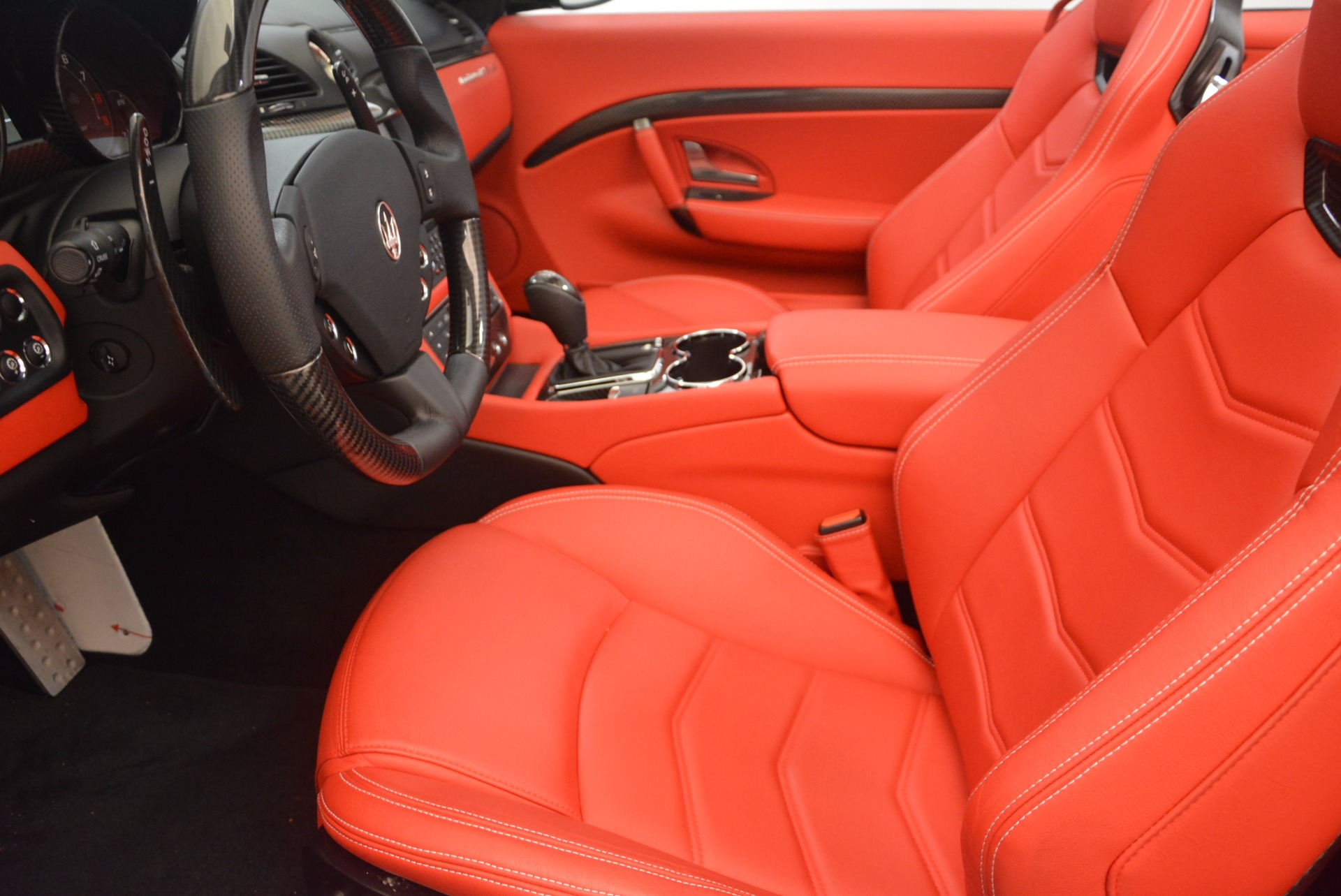 Used 2015 Maserati GranTurismo MC For Sale In Greenwich, CT. Alfa Romeo of Greenwich, 7193 1135_p26