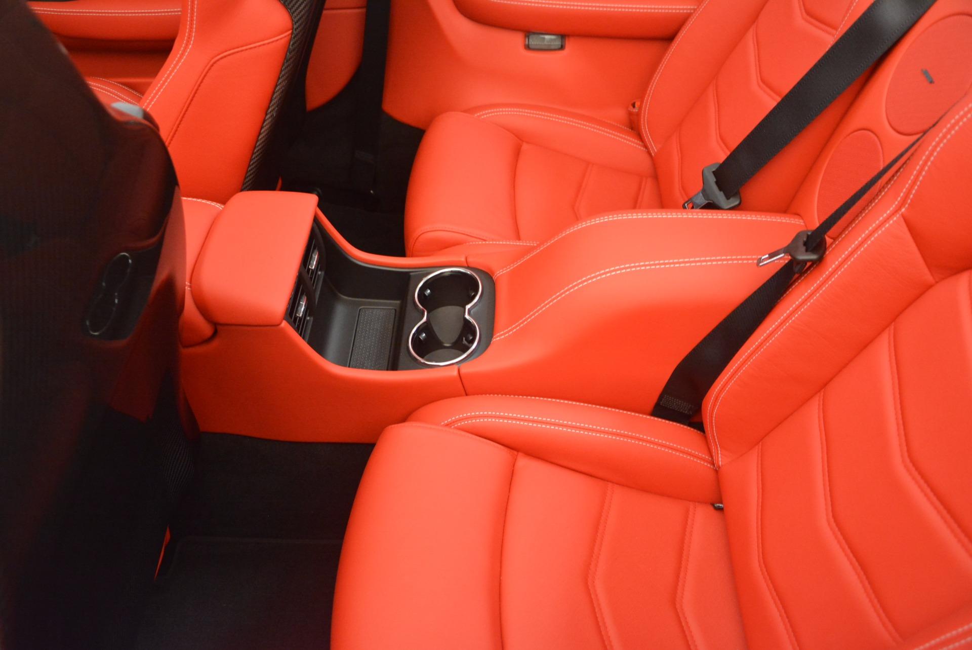Used 2015 Maserati GranTurismo MC For Sale In Greenwich, CT. Alfa Romeo of Greenwich, 7193 1135_p29