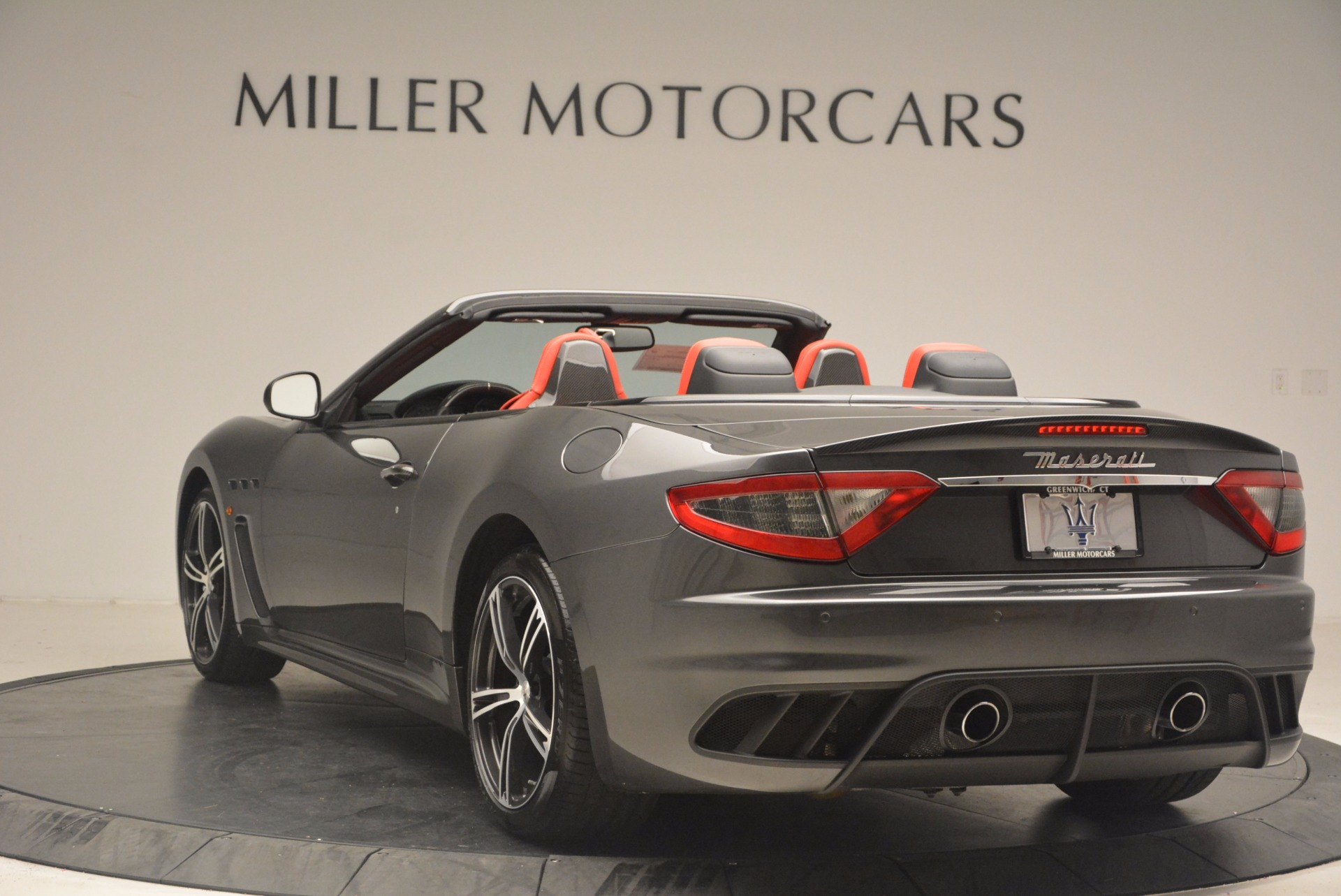 Used 2015 Maserati GranTurismo MC For Sale In Greenwich, CT. Alfa Romeo of Greenwich, 7193 1135_p5