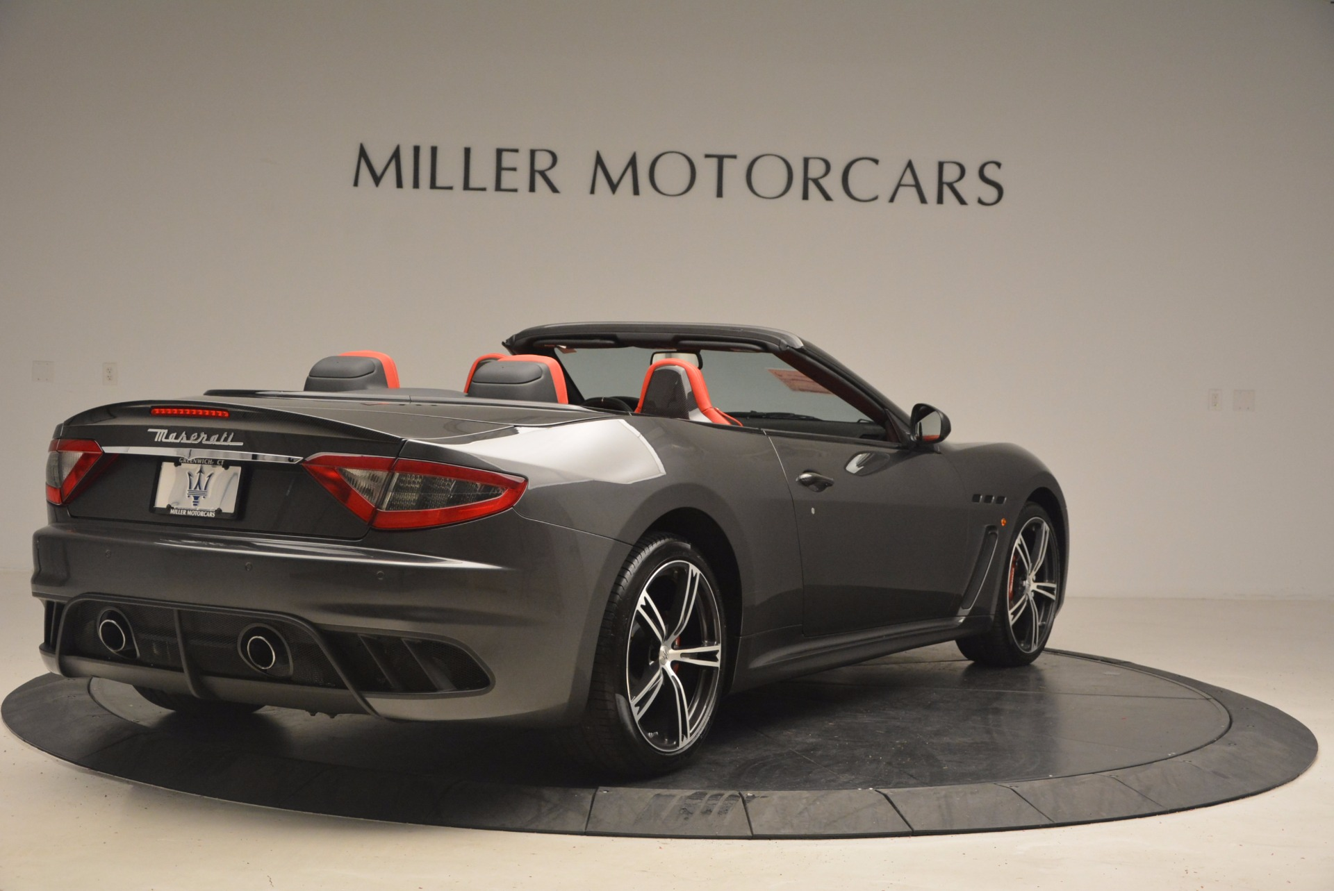 Used 2015 Maserati GranTurismo MC For Sale In Greenwich, CT. Alfa Romeo of Greenwich, 7193 1135_p7