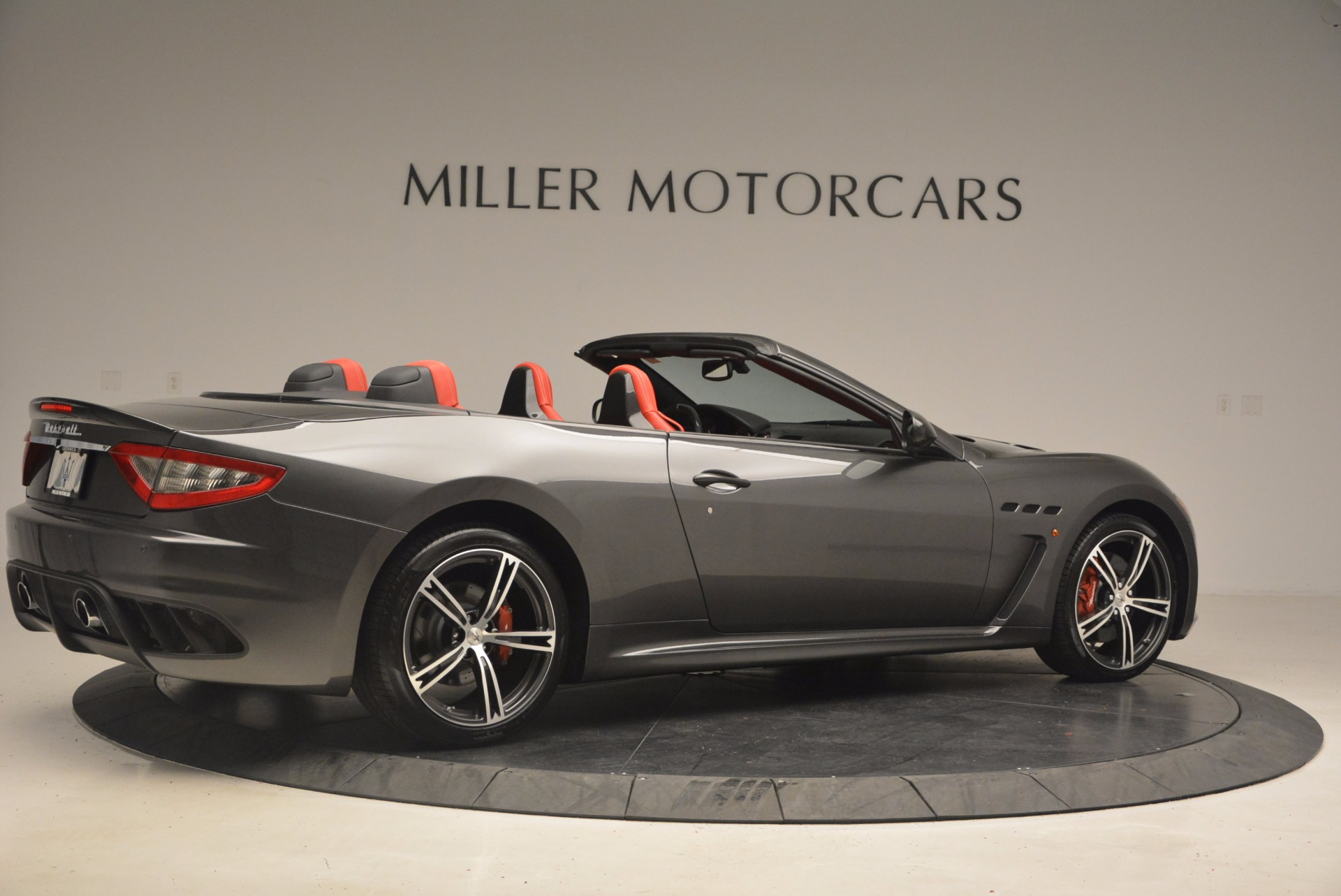 Used 2015 Maserati GranTurismo MC For Sale In Greenwich, CT. Alfa Romeo of Greenwich, 7193 1135_p8