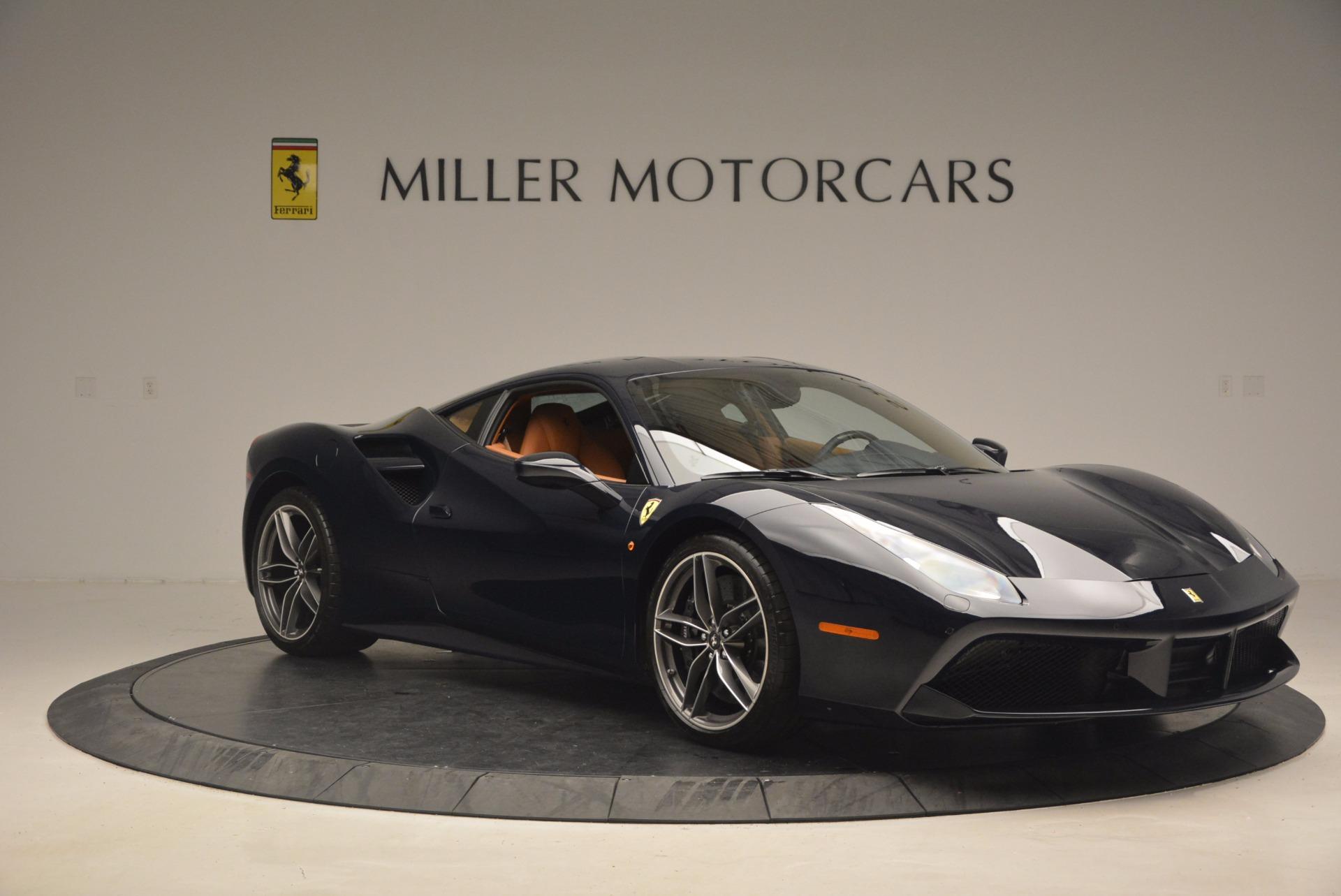 Used 2016 Ferrari 488 GTB  For Sale In Greenwich, CT. Alfa Romeo of Greenwich, 4386 1136_p11