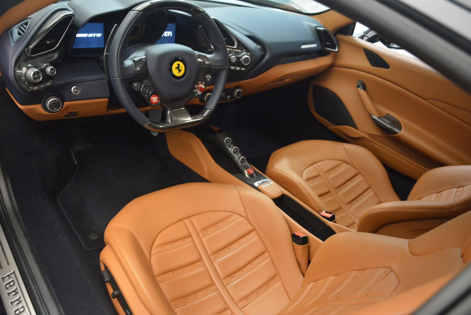 Used 2016 Ferrari 488 GTB  For Sale In Greenwich, CT. Alfa Romeo of Greenwich, 4386 1136_p13