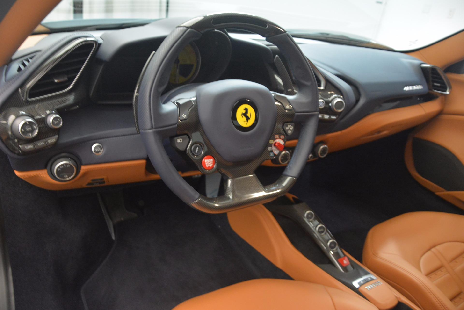 Used 2016 Ferrari 488 GTB  For Sale In Greenwich, CT. Alfa Romeo of Greenwich, 4386 1136_p16
