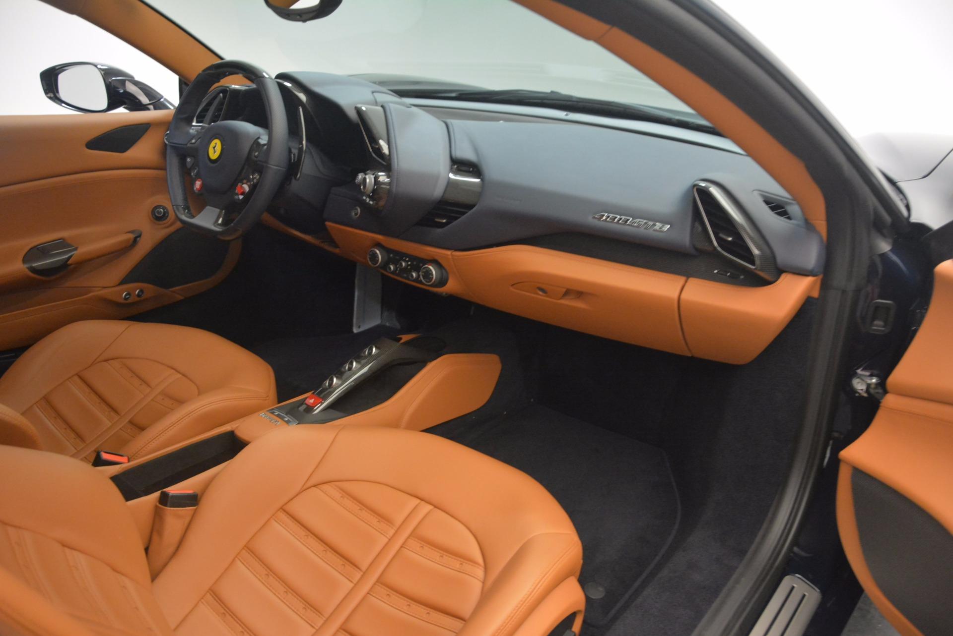 Used 2016 Ferrari 488 GTB  For Sale In Greenwich, CT. Alfa Romeo of Greenwich, 4386 1136_p18