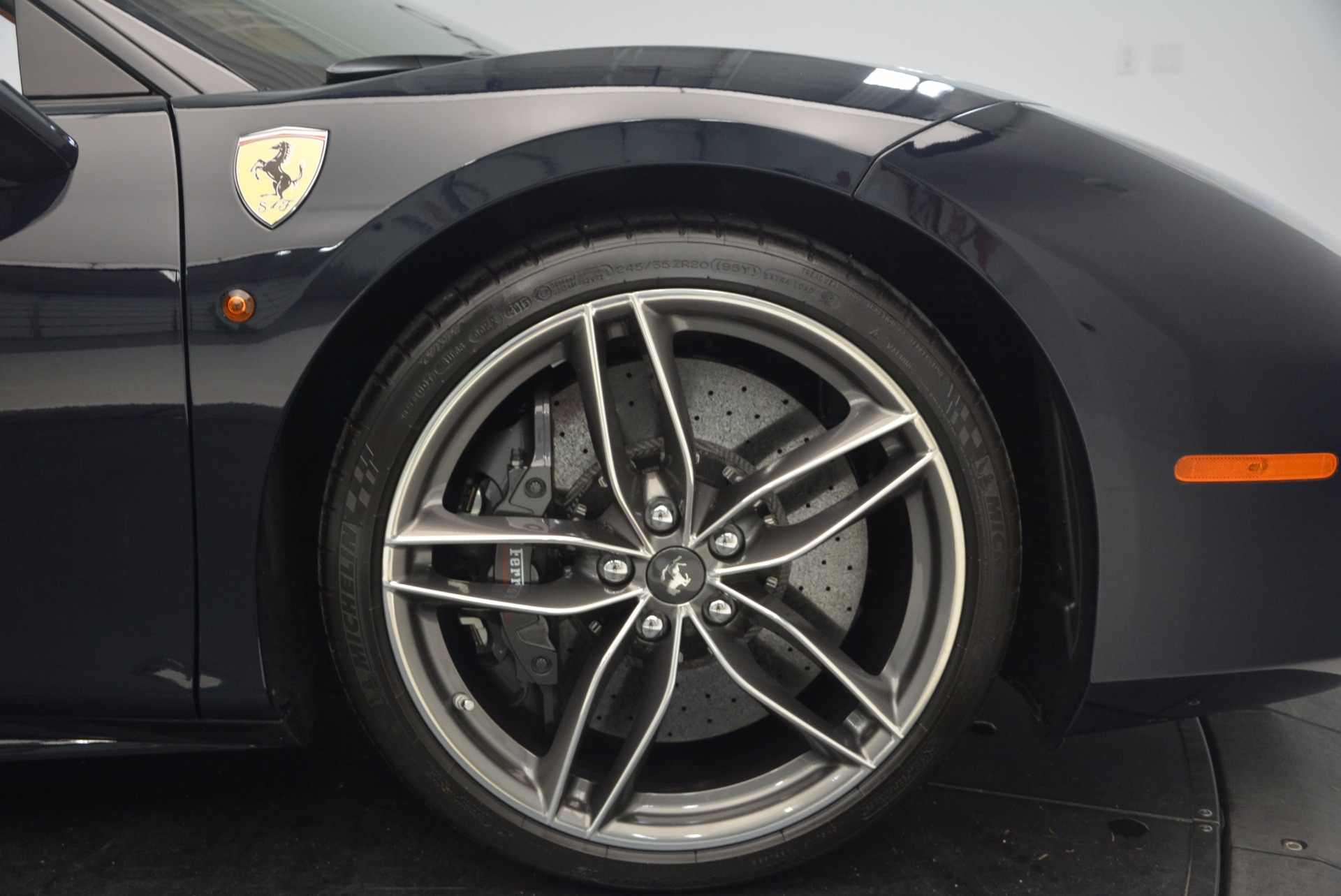 Used 2016 Ferrari 488 GTB  For Sale In Greenwich, CT. Alfa Romeo of Greenwich, 4386 1136_p22
