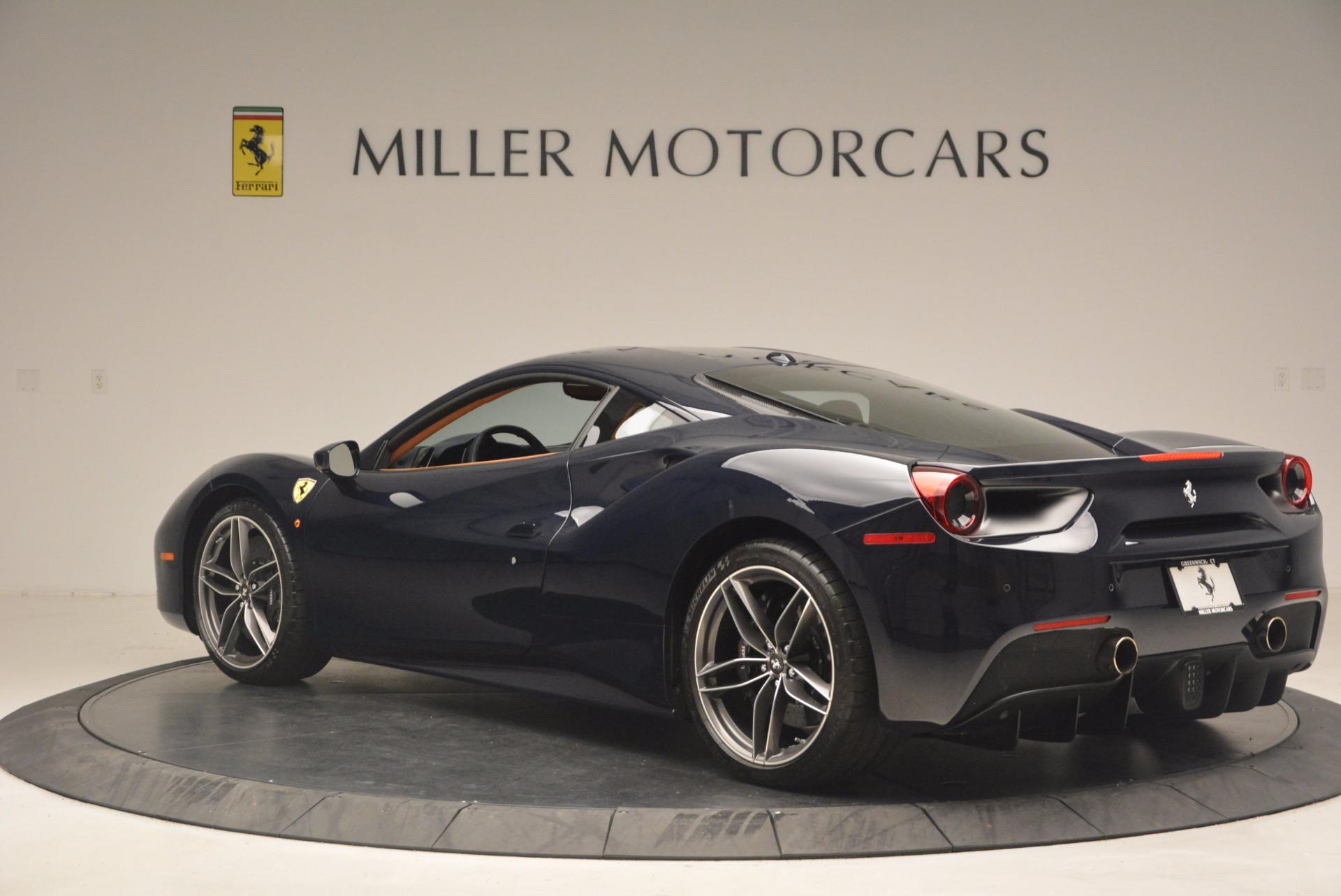 Used 2016 Ferrari 488 GTB  For Sale In Greenwich, CT. Alfa Romeo of Greenwich, 4386 1136_p5