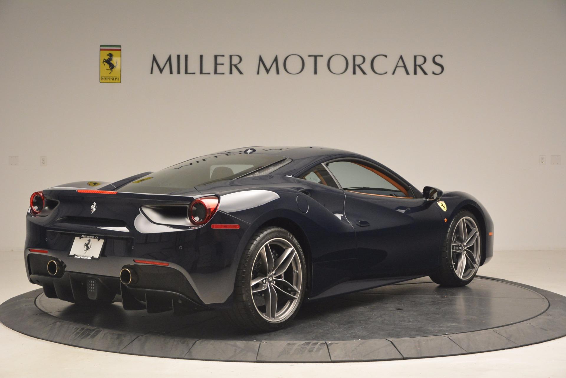 Used 2016 Ferrari 488 GTB  For Sale In Greenwich, CT. Alfa Romeo of Greenwich, 4386 1136_p8