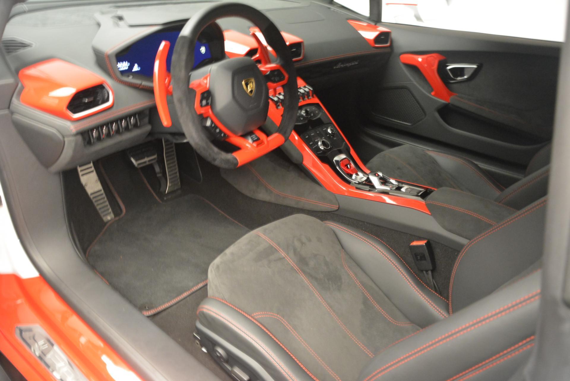 Used 2015 Lamborghini Huracan LP610-4 For Sale In Greenwich, CT. Alfa Romeo of Greenwich, F1707A 114_p14
