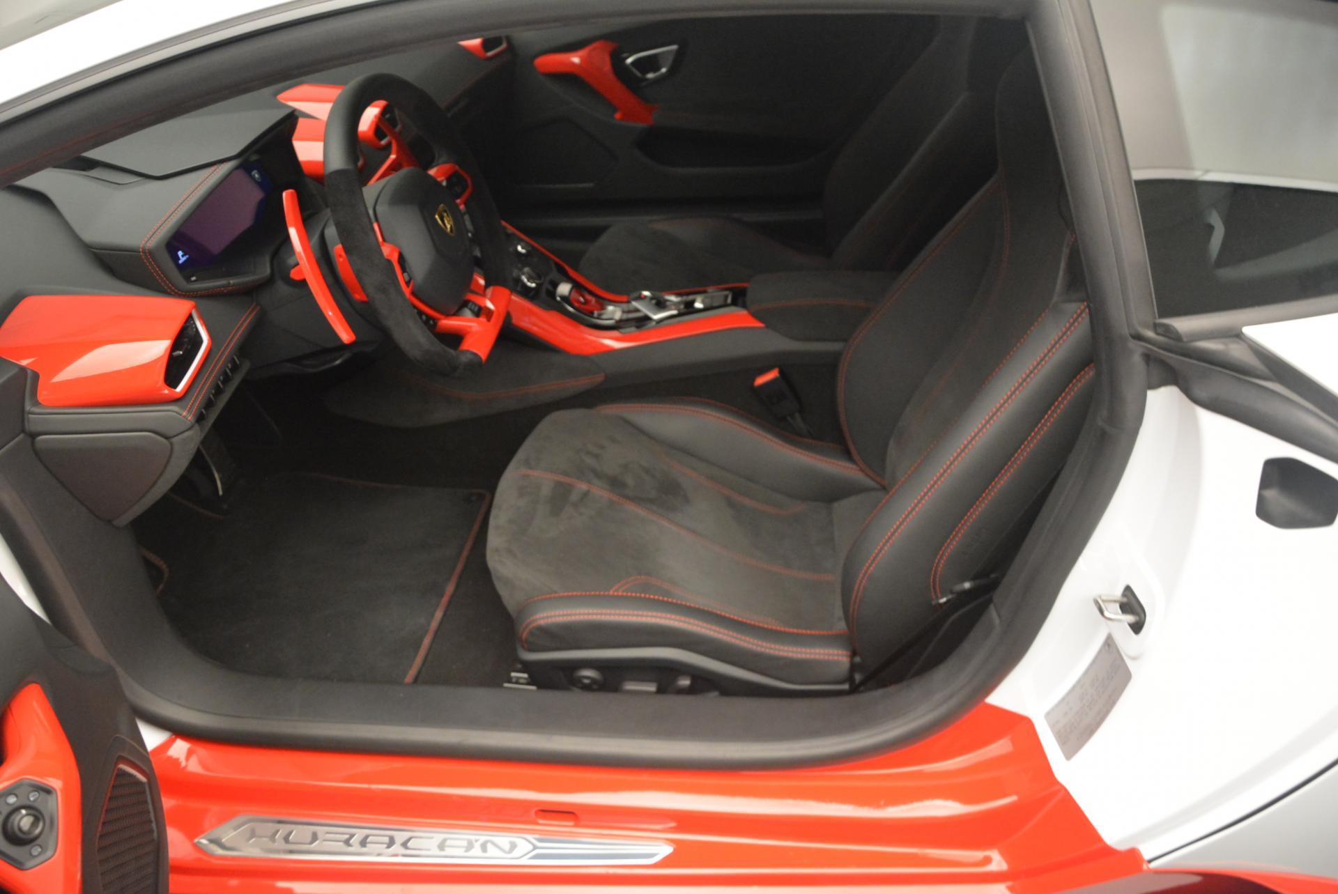 Used 2015 Lamborghini Huracan LP610-4 For Sale In Greenwich, CT. Alfa Romeo of Greenwich, F1707A 114_p15