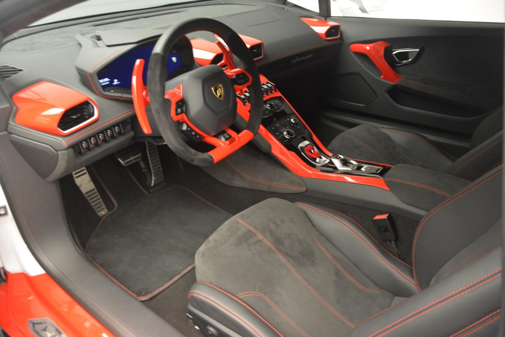 Used 2015 Lamborghini Huracan LP610-4 For Sale In Greenwich, CT. Alfa Romeo of Greenwich, F1707A 114_p16