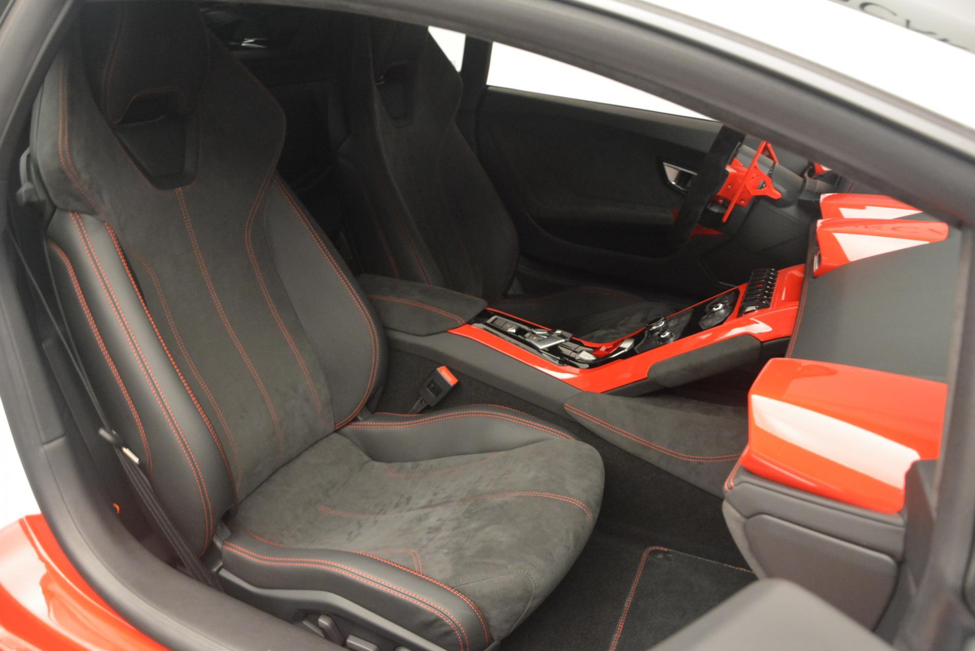 Used 2015 Lamborghini Huracan LP610-4 For Sale In Greenwich, CT. Alfa Romeo of Greenwich, F1707A 114_p18