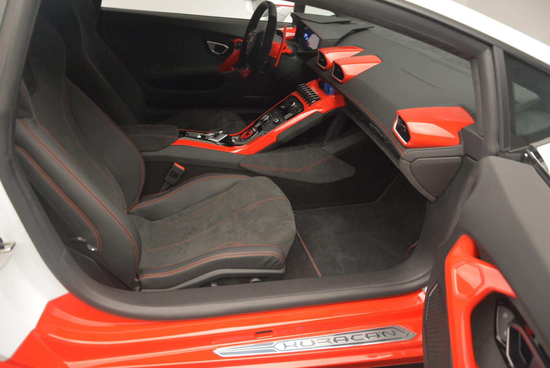 Used 2015 Lamborghini Huracan LP610-4 For Sale In Greenwich, CT. Alfa Romeo of Greenwich, F1707A 114_p19