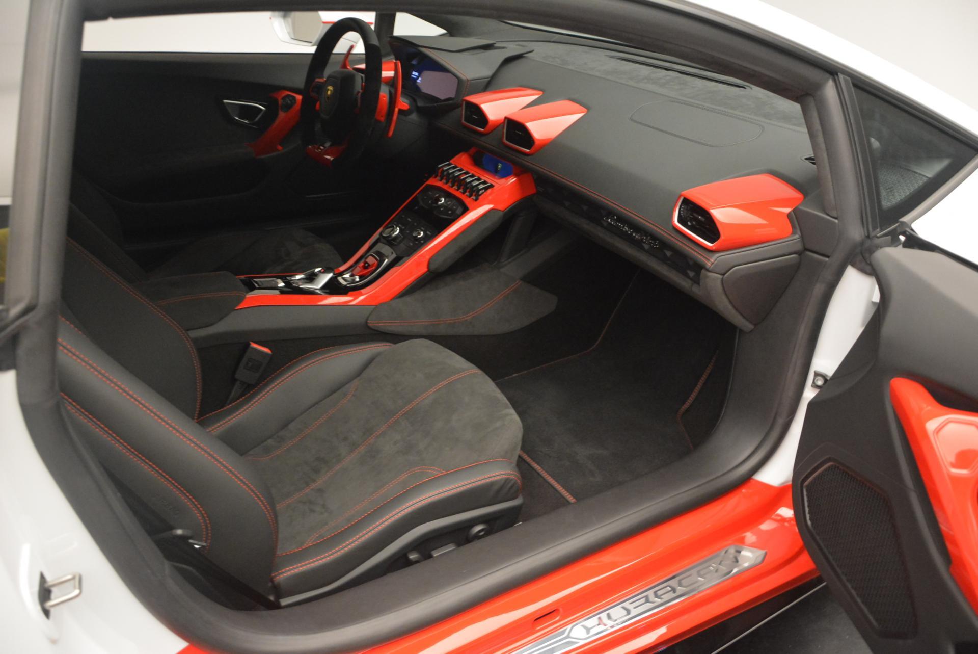 Used 2015 Lamborghini Huracan LP610-4 For Sale In Greenwich, CT. Alfa Romeo of Greenwich, F1707A 114_p20