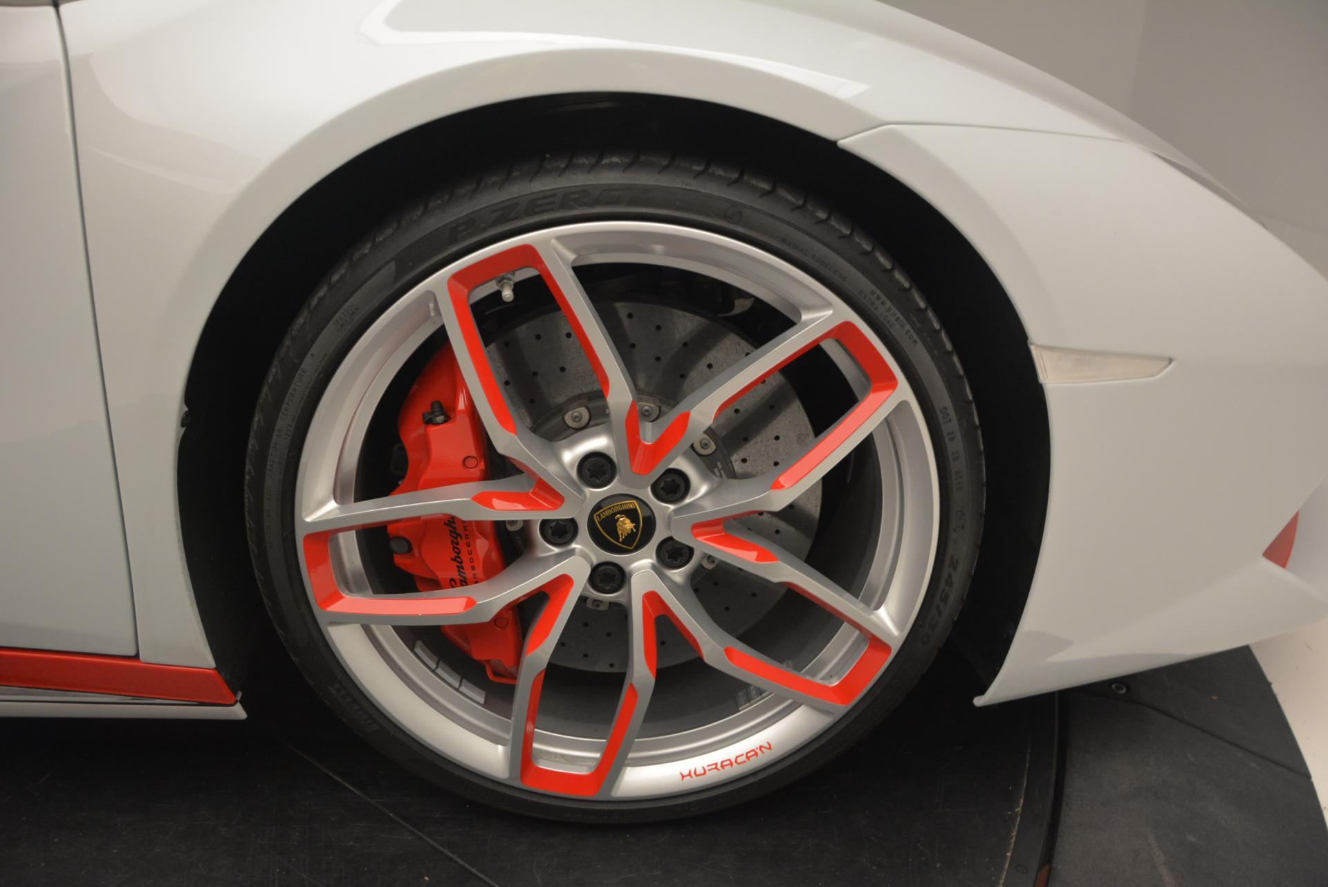 Used 2015 Lamborghini Huracan LP610-4 For Sale In Greenwich, CT. Alfa Romeo of Greenwich, F1707A 114_p21