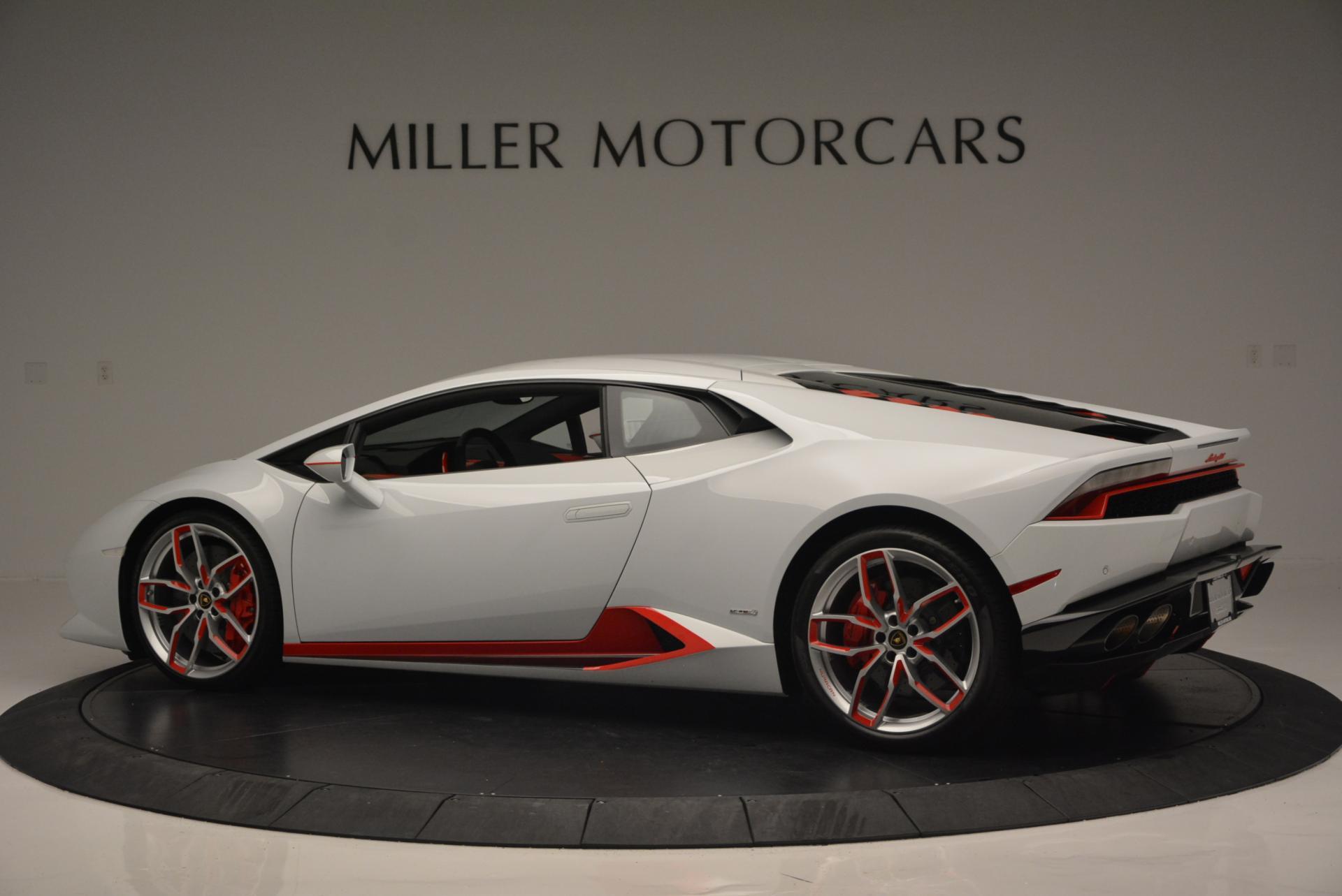 Used 2015 Lamborghini Huracan LP610-4 For Sale In Greenwich, CT. Alfa Romeo of Greenwich, F1707A 114_p4